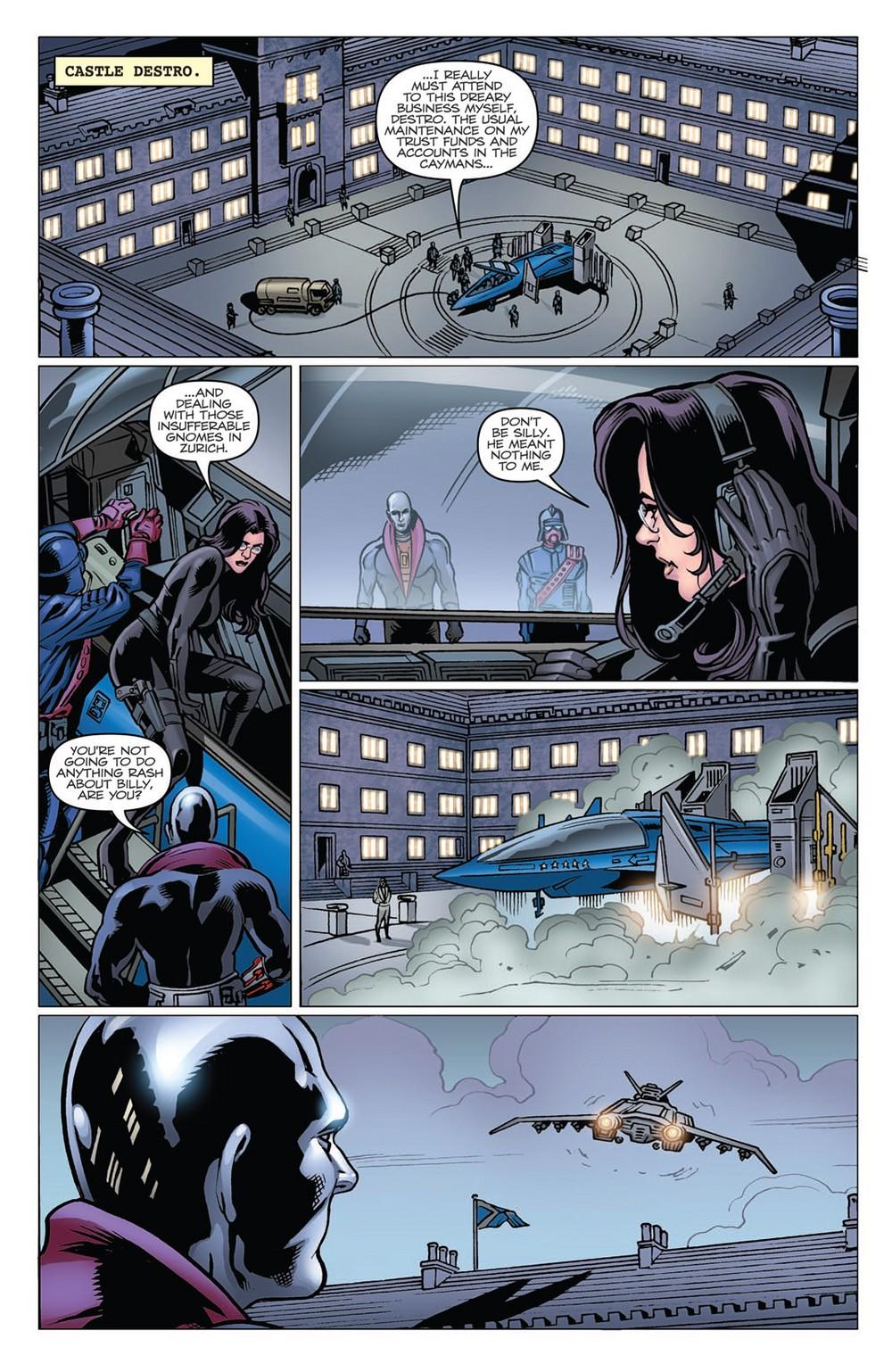 G.I. Joe: A Real American Hero 175 Page 8