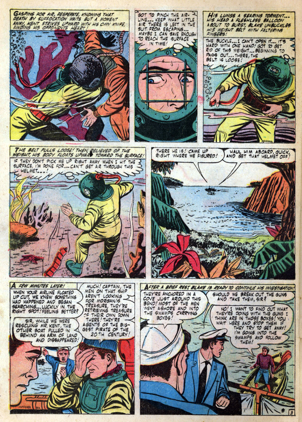Kent Blake of the Secret Service issue 4 - Page 20