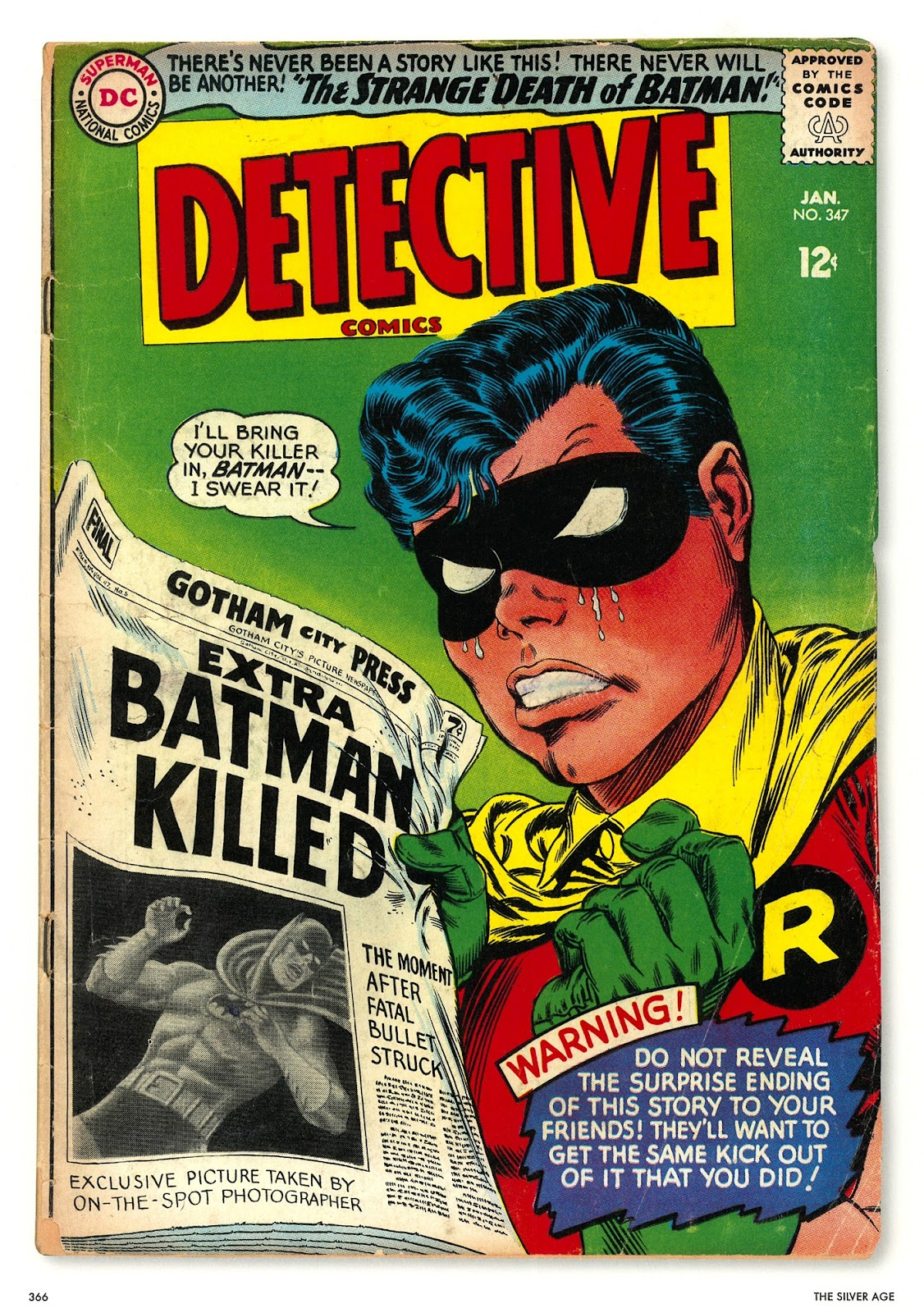 Read online 75 Years Of DC Comics comic -  Issue # TPB (Part 4) - 80