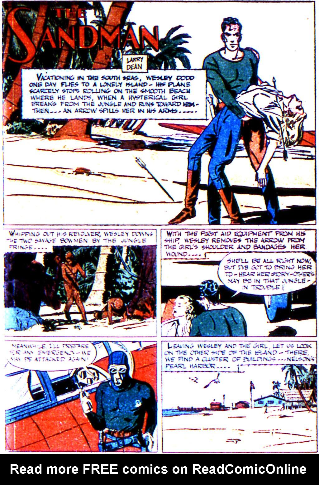 Read online Adventure Comics (1938) comic -  Issue #43 - 3