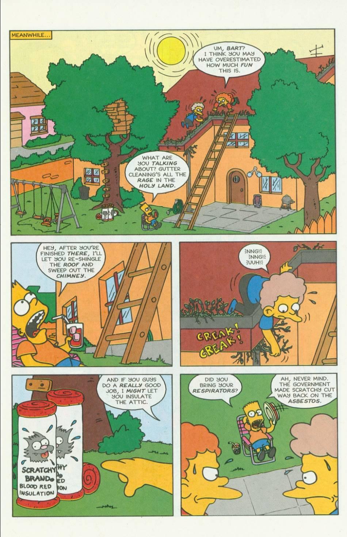 Read online Simpsons Comics comic -  Issue #7 - 8