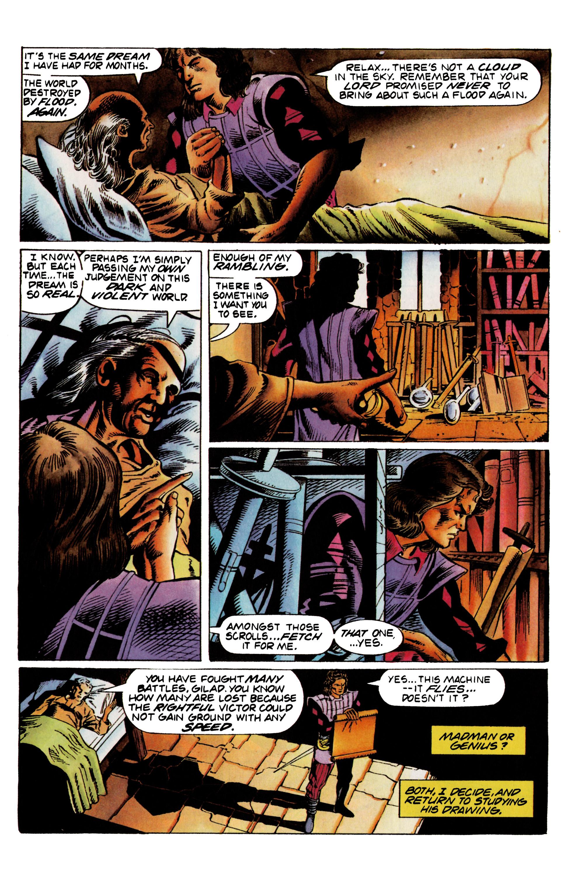 Read online Eternal Warrior (1992) comic -  Issue #21 - 4