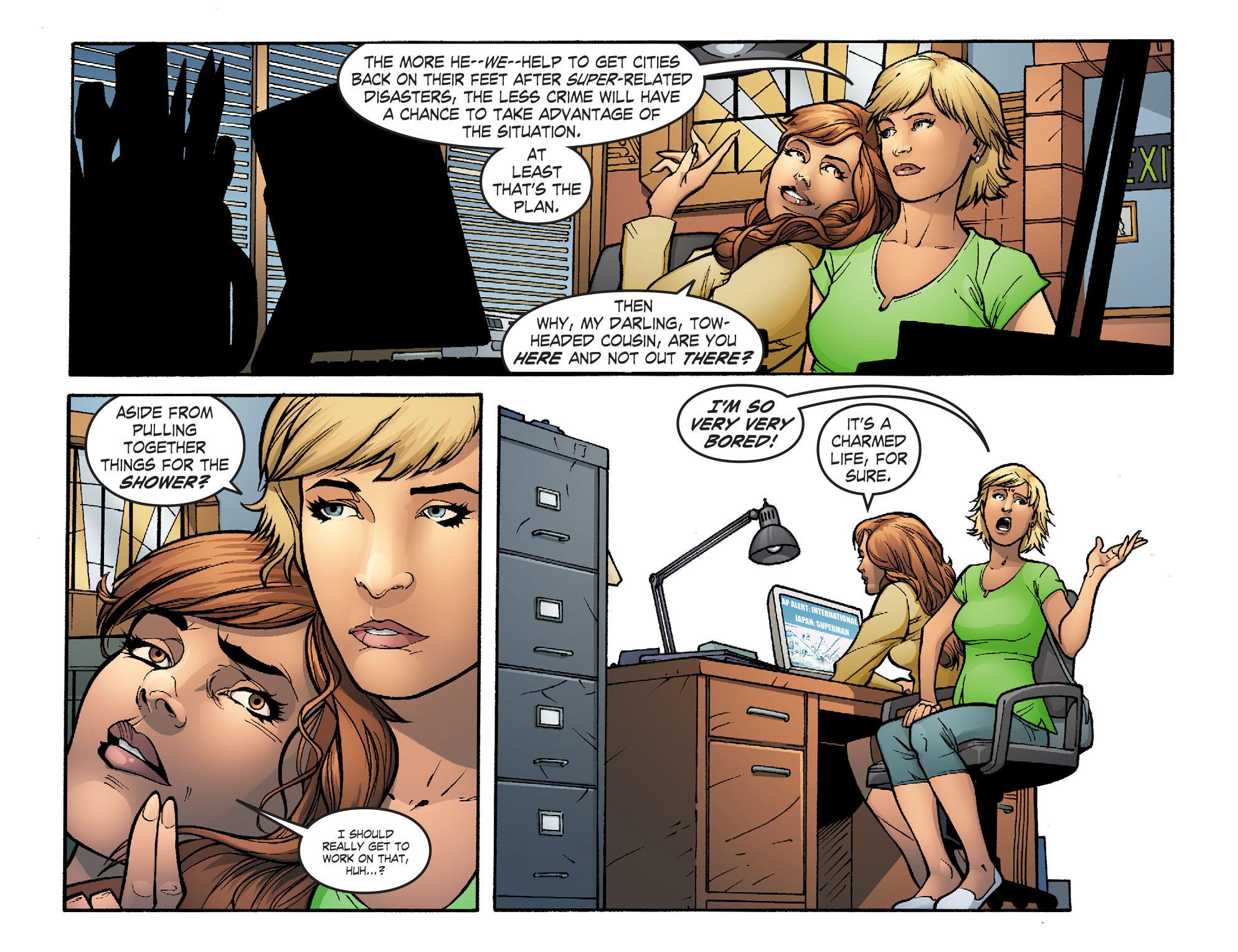 Read online Smallville: Alien comic -  Issue #3 - 5