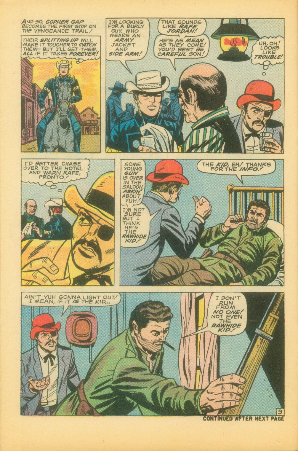 The Rawhide Kid (1955) issue 73 - Page 15