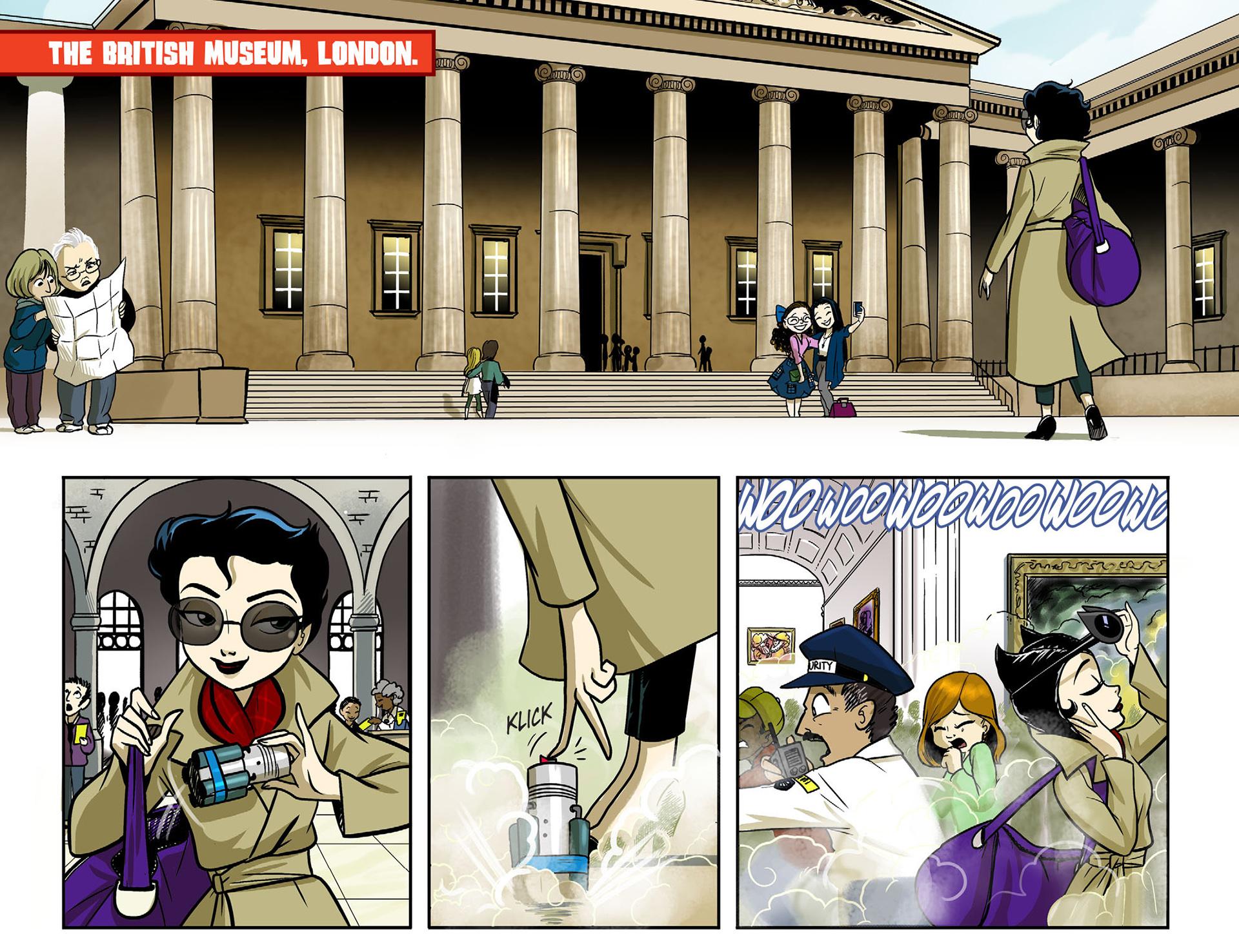 Read online Sensation Comics Featuring Wonder Woman comic -  Issue #9 - 3