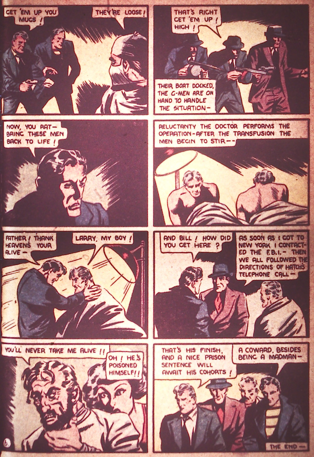Read online Detective Comics (1937) comic -  Issue #9 - 15