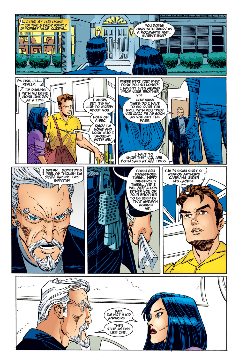 The Amazing Spider-Man (1999) 22 Page 6