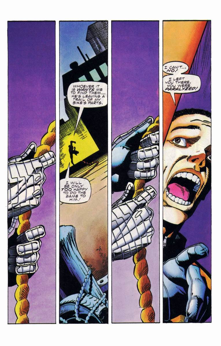 Read online Secret Weapons comic -  Issue #19 - 13