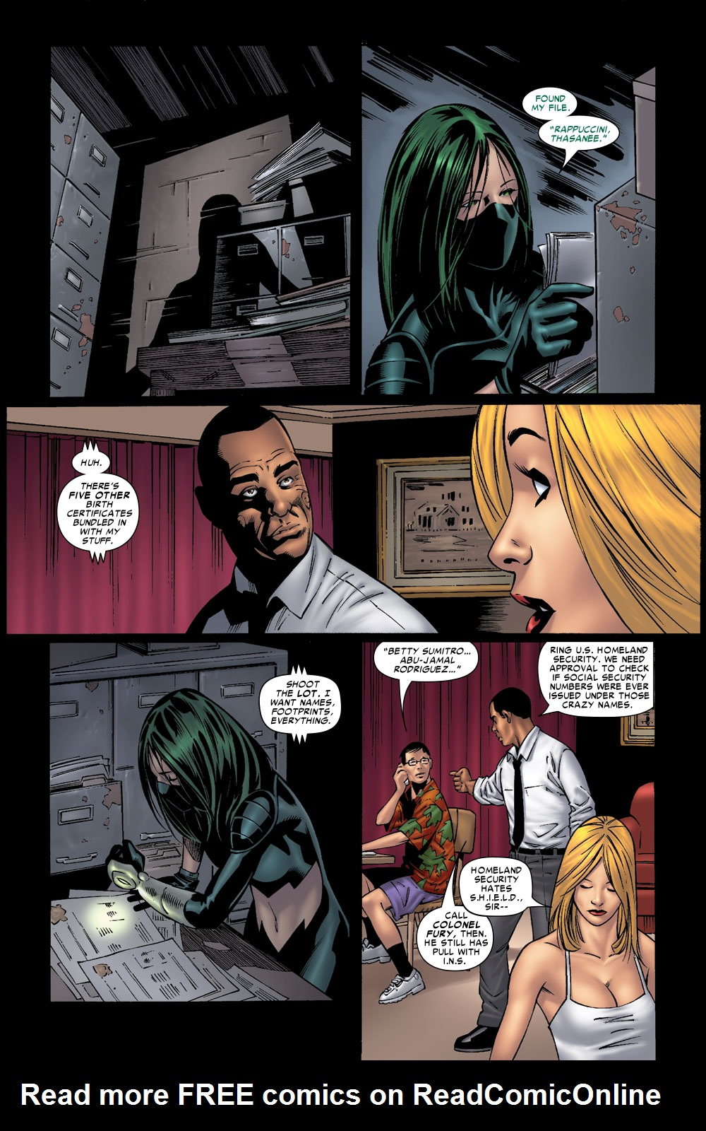 Read online Amazing Fantasy (2004) comic -  Issue #8 - 13