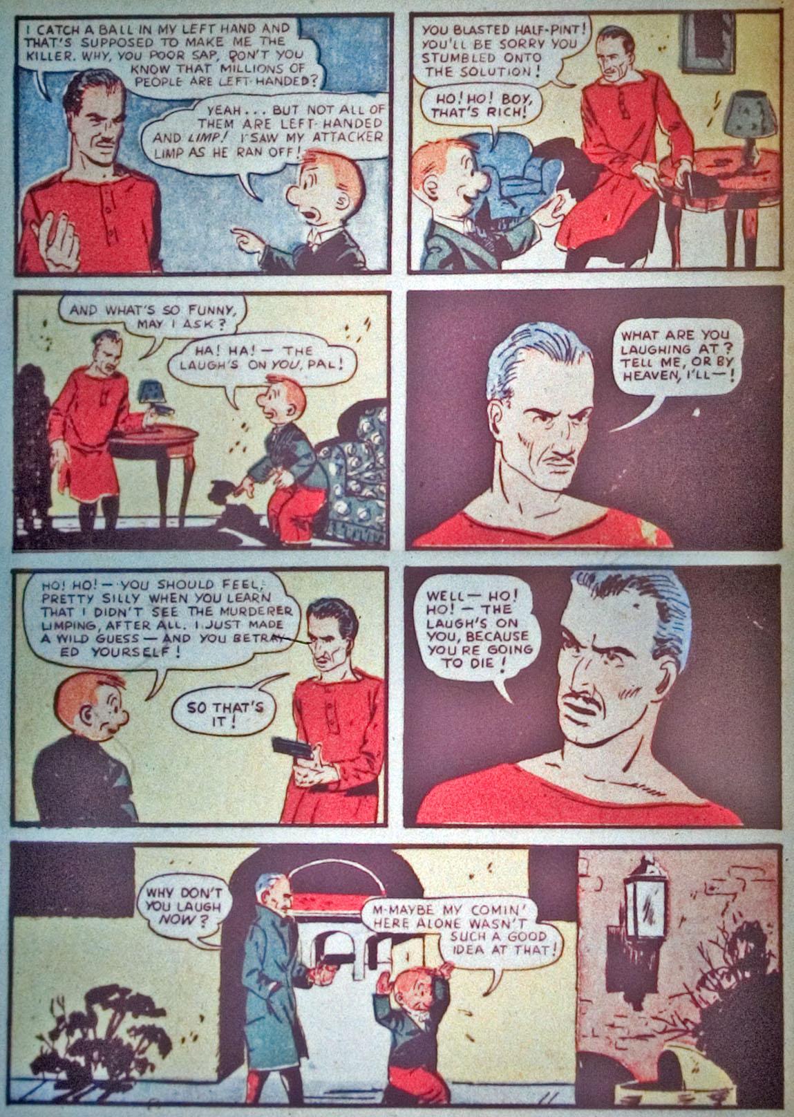 Read online Detective Comics (1937) comic -  Issue #31 - 64