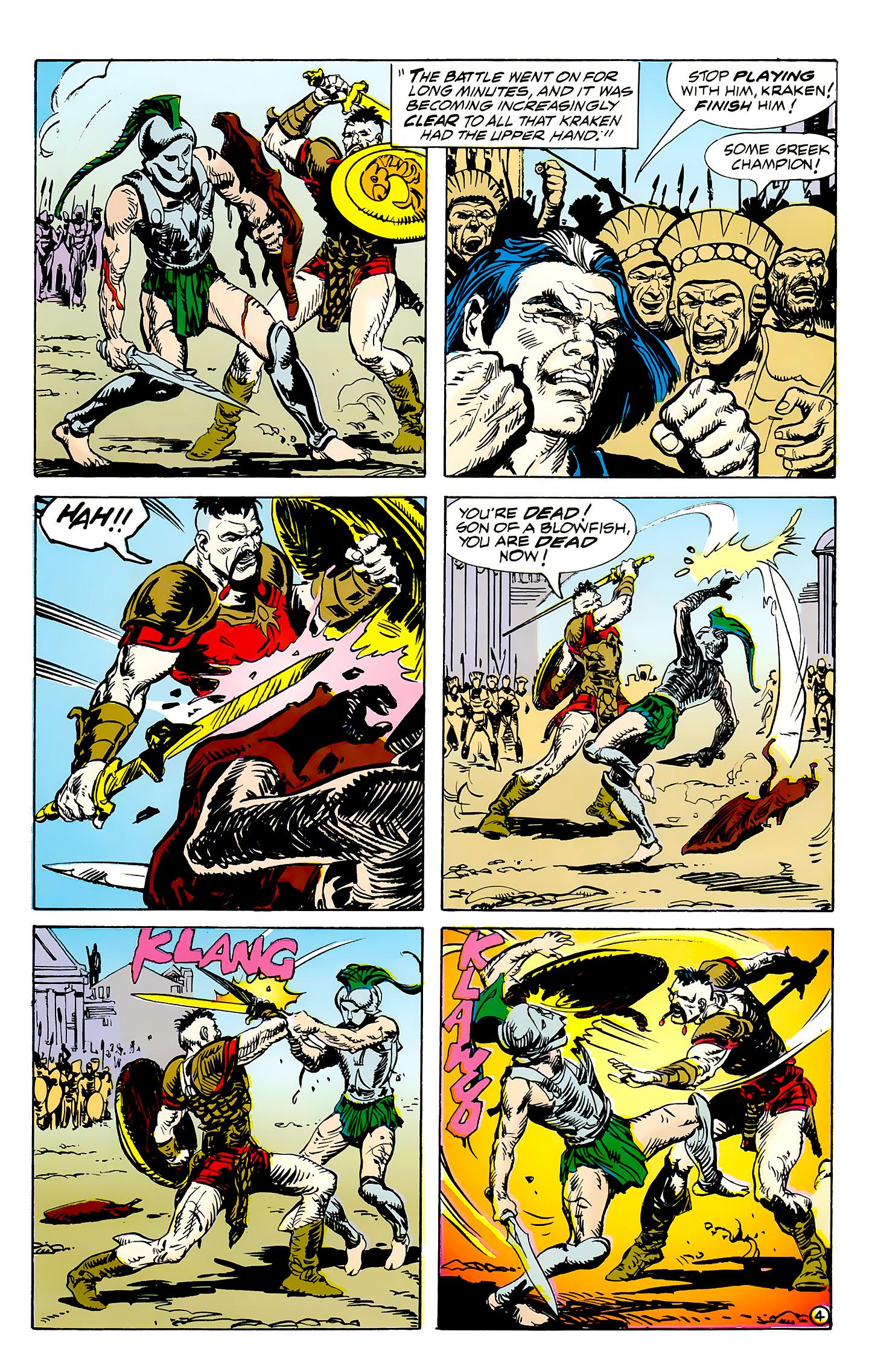 Read online Atlantis Chronicles comic -  Issue #7 - 5