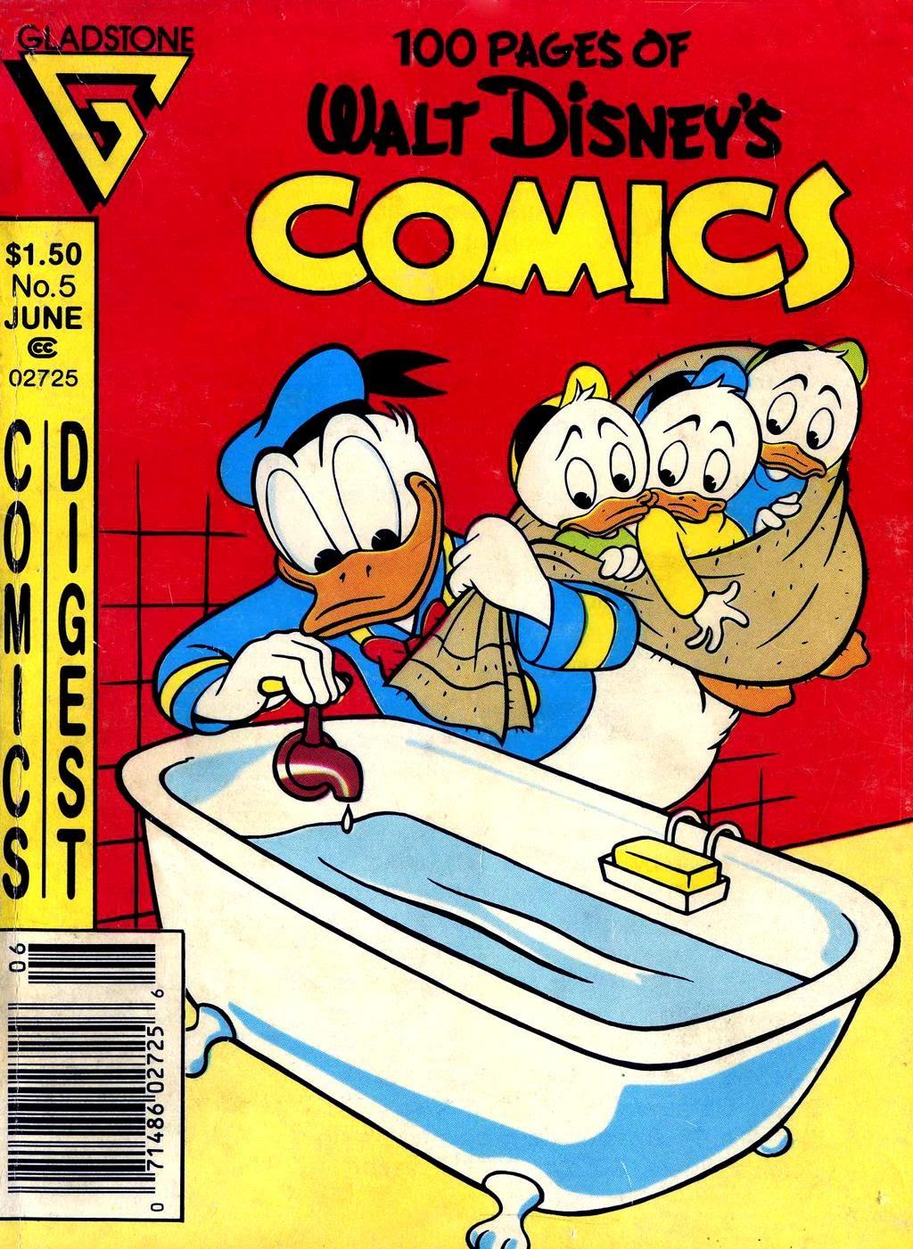Walt Disney's Comics Digest issue 5 - Page 1
