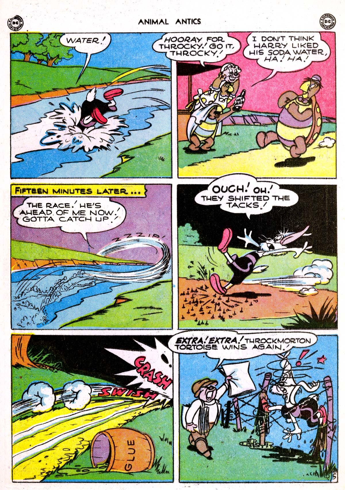 Read online Animal Antics comic -  Issue #1 - 25