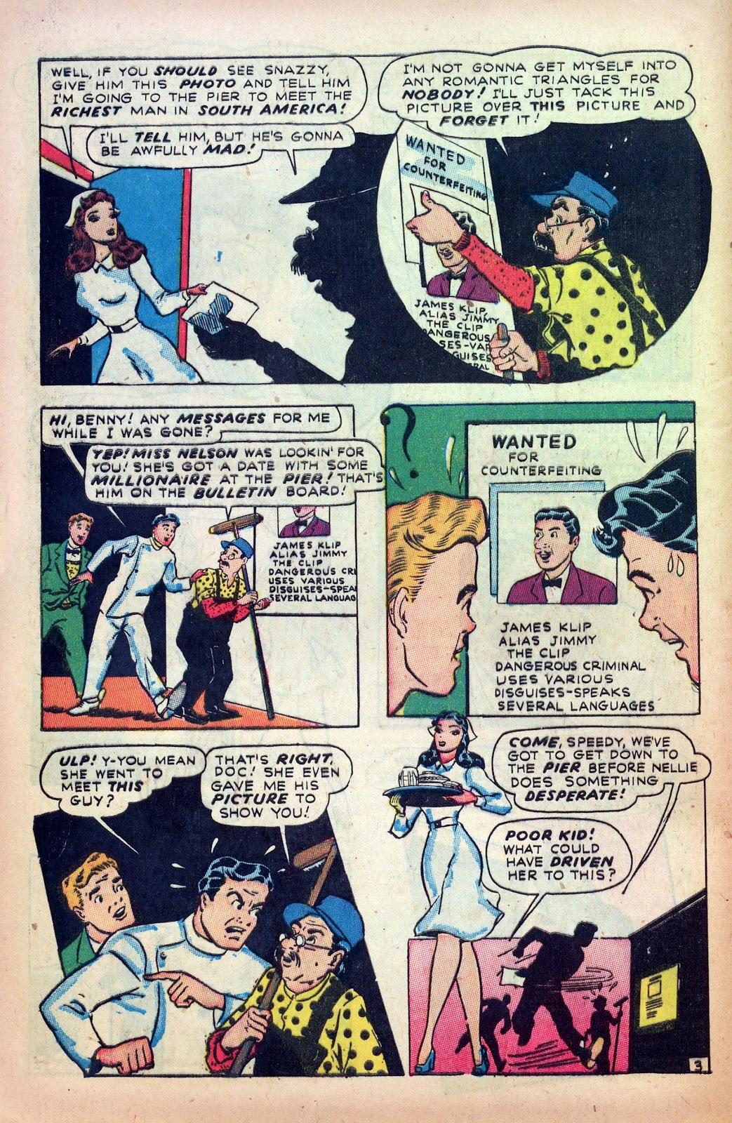 Read online Joker Comics comic -  Issue #29 - 28