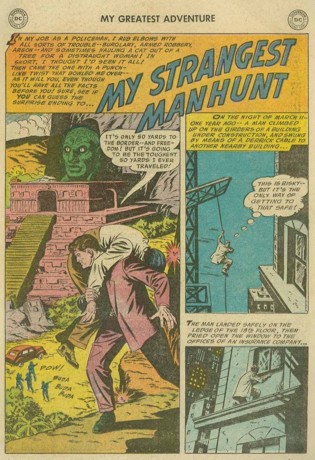 My Greatest Adventure (1955) issue 5 - Page 13