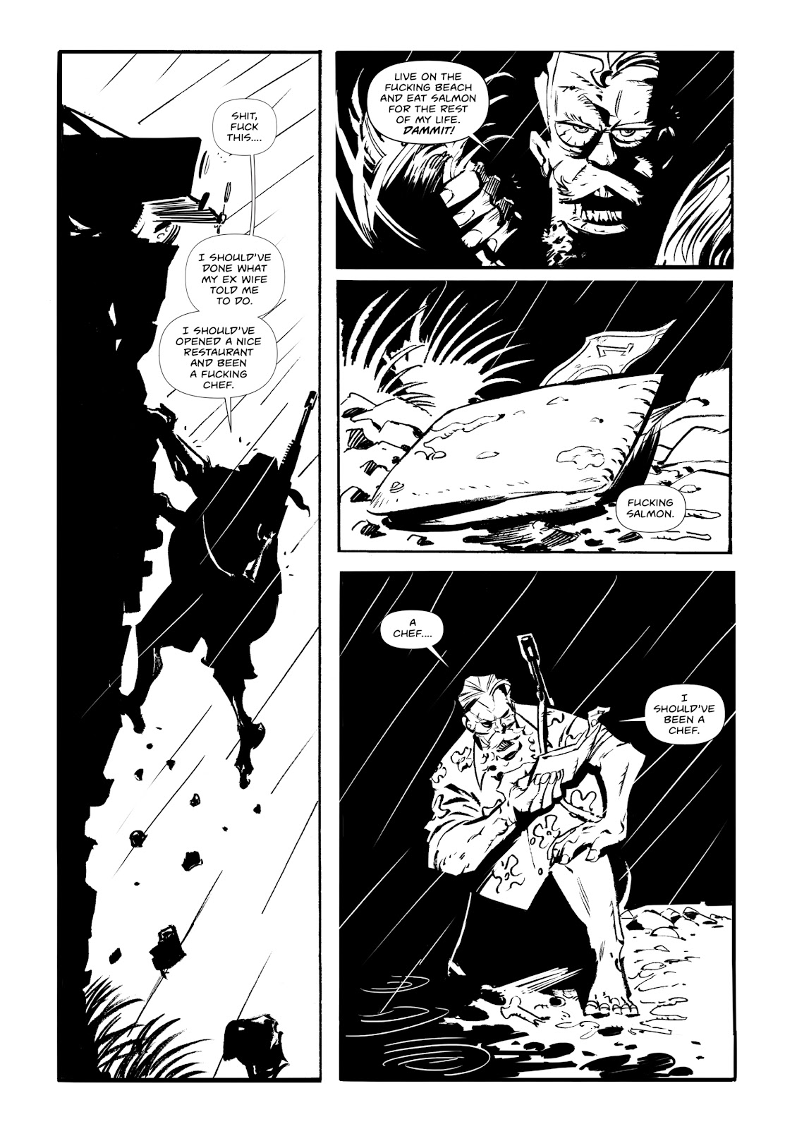 Read online Wrath of God comic -  Issue #3 - 11