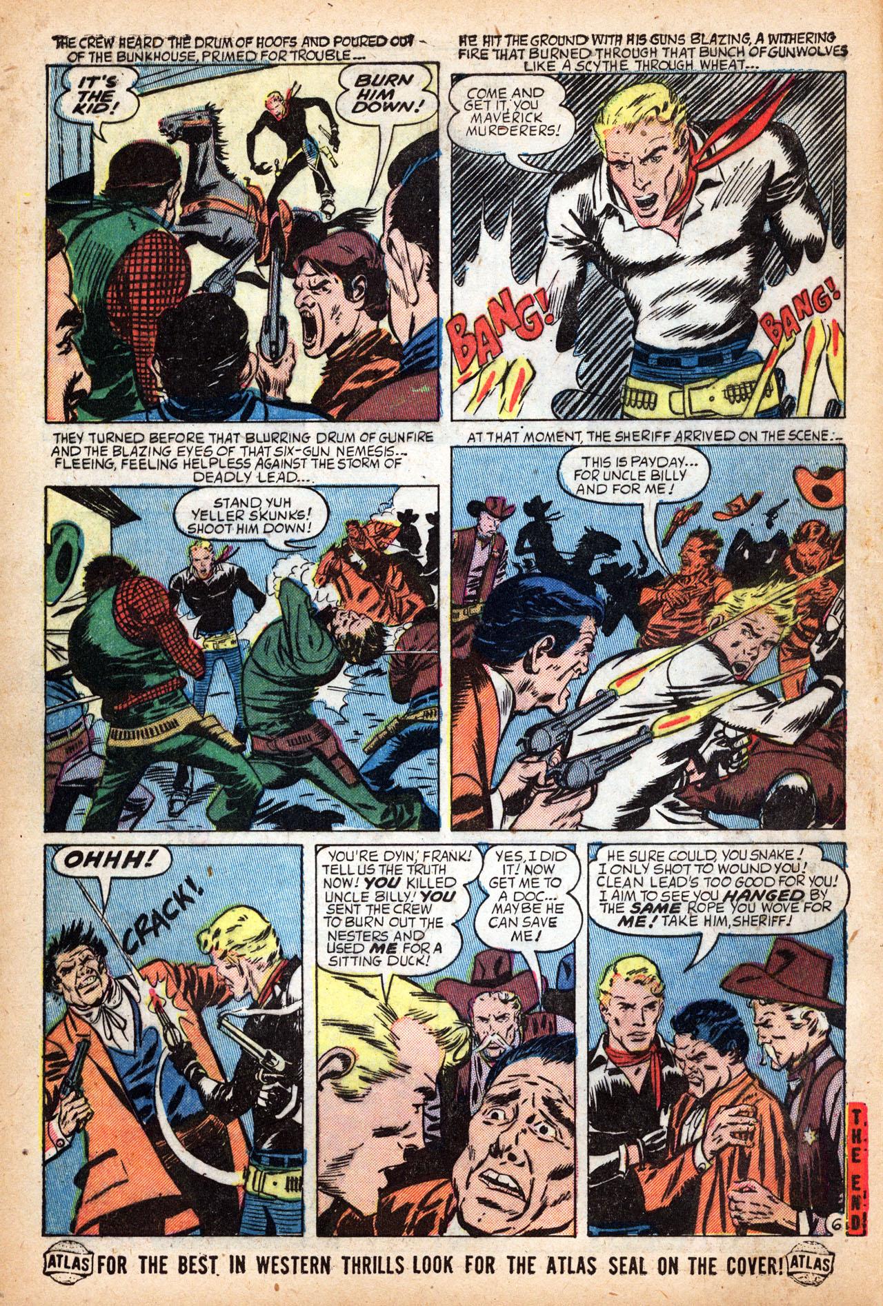 Read online Two-Gun Kid comic -  Issue #19 - 8