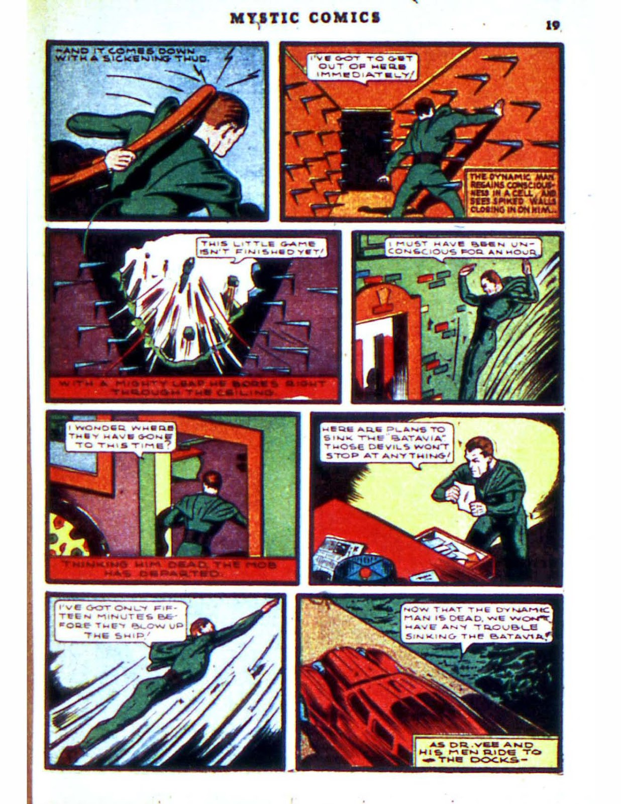 Mystic Comics (1940) issue 2 - Page 21