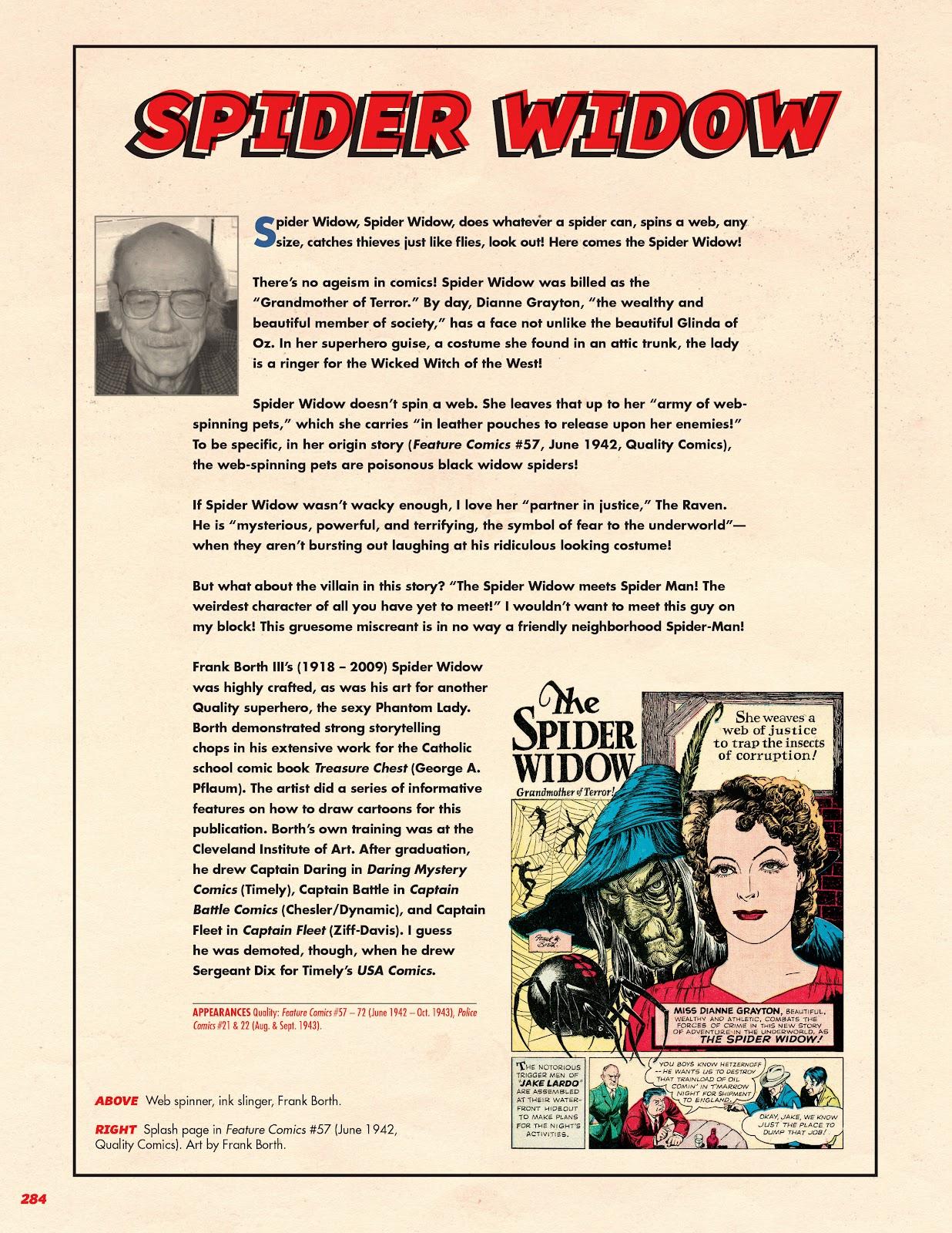 Read online Super Weird Heroes comic -  Issue # TPB 1 (Part 3) - 84