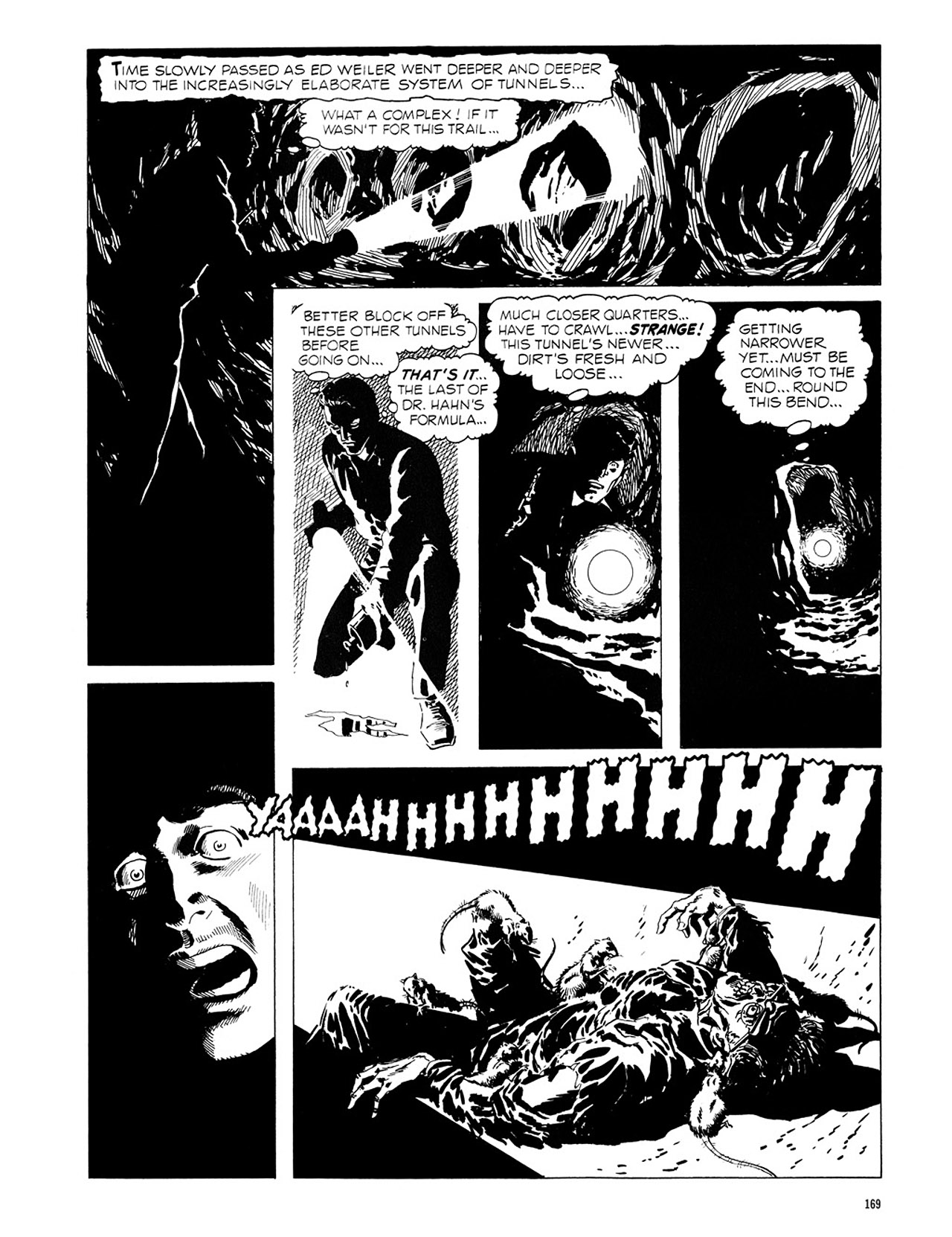 Read online Eerie Archives comic -  Issue # TPB 1 - 170
