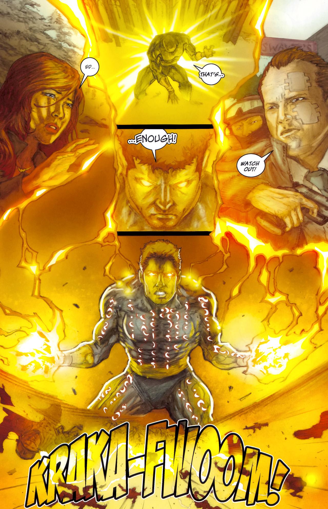 Read online Phoenix comic -  Issue #5 - 6