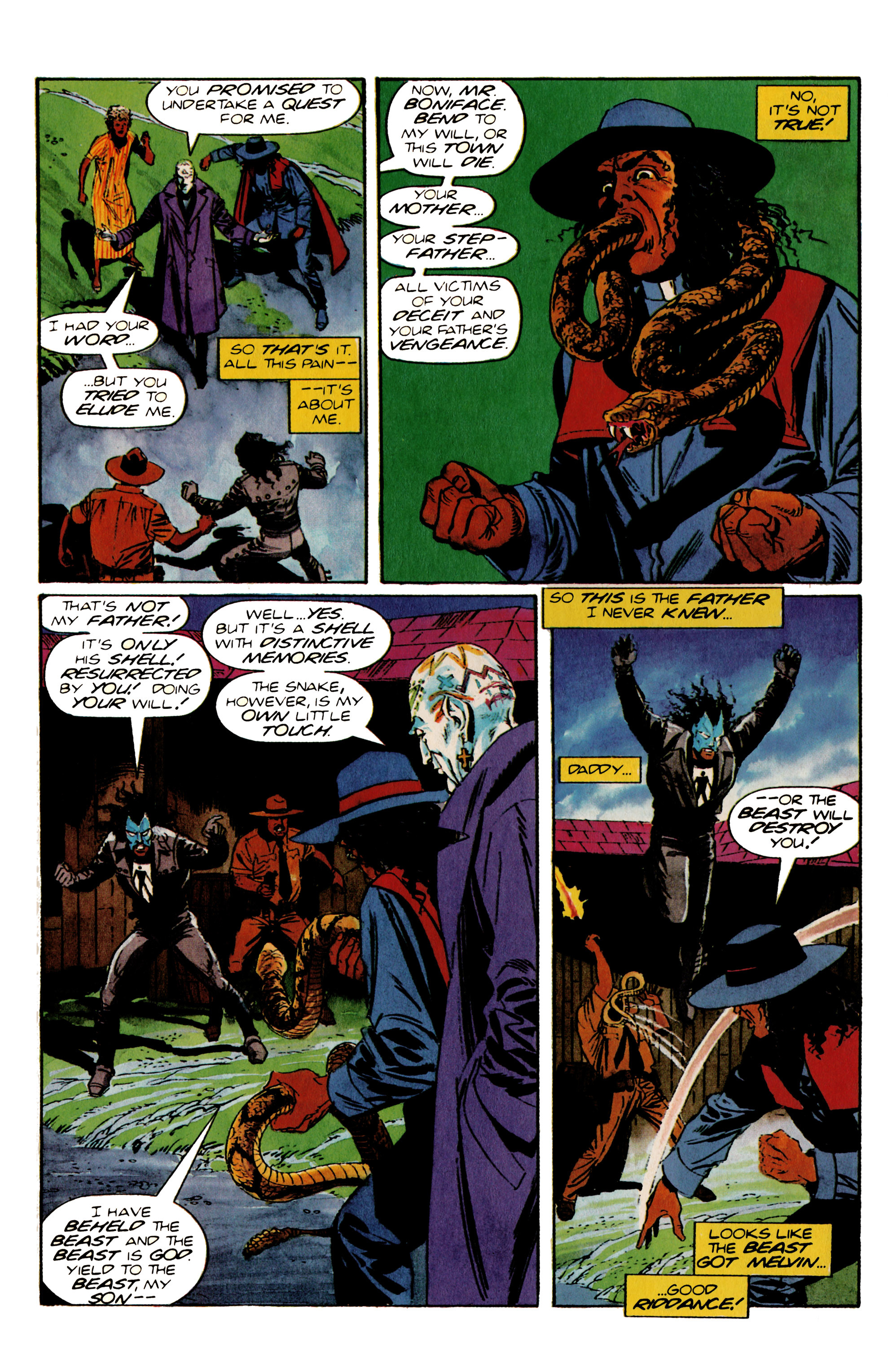 Read online Shadowman (1992) comic -  Issue #20 - 18
