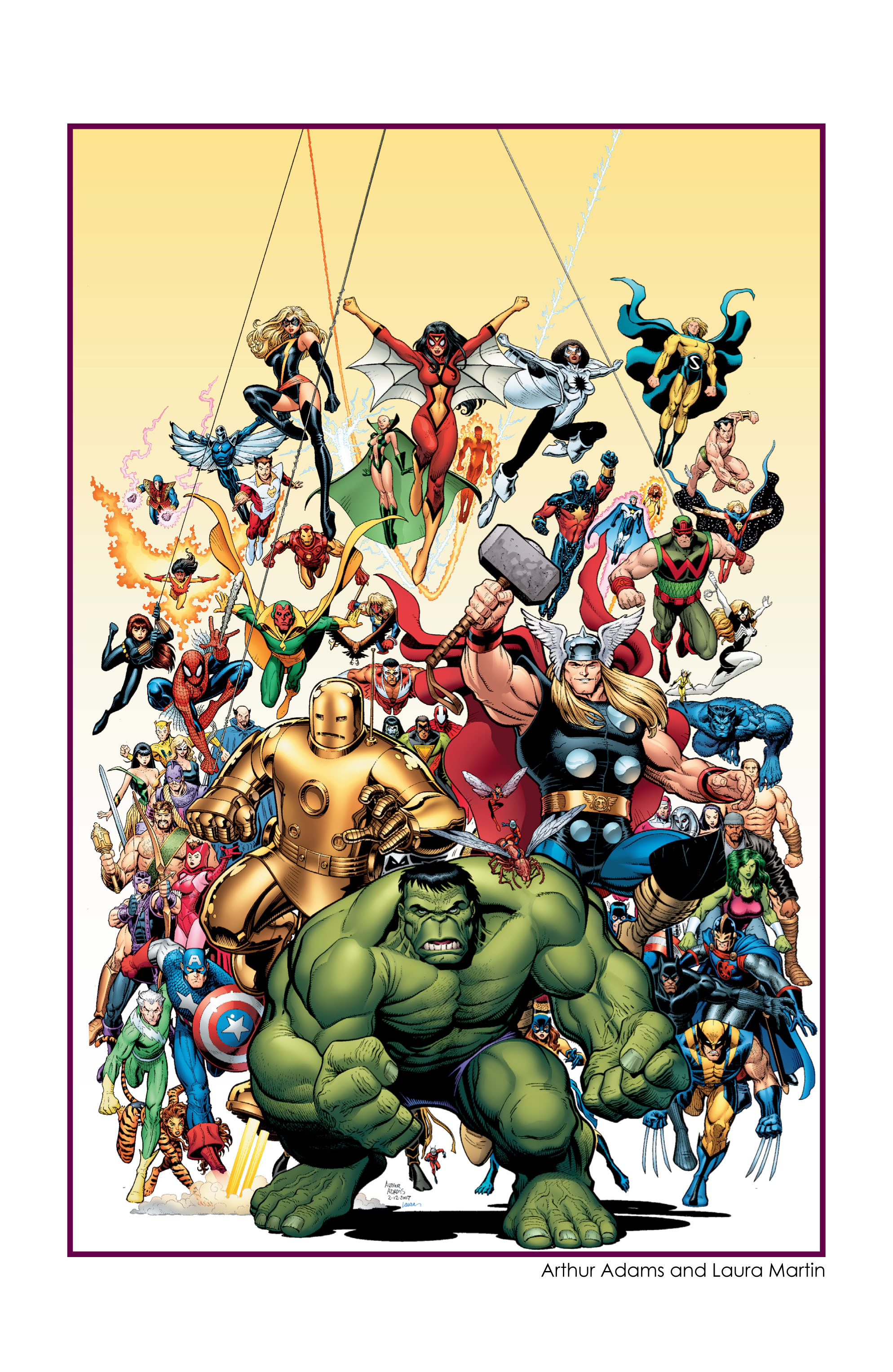 Read online Avengers (2010) comic -  Issue #1 - 25