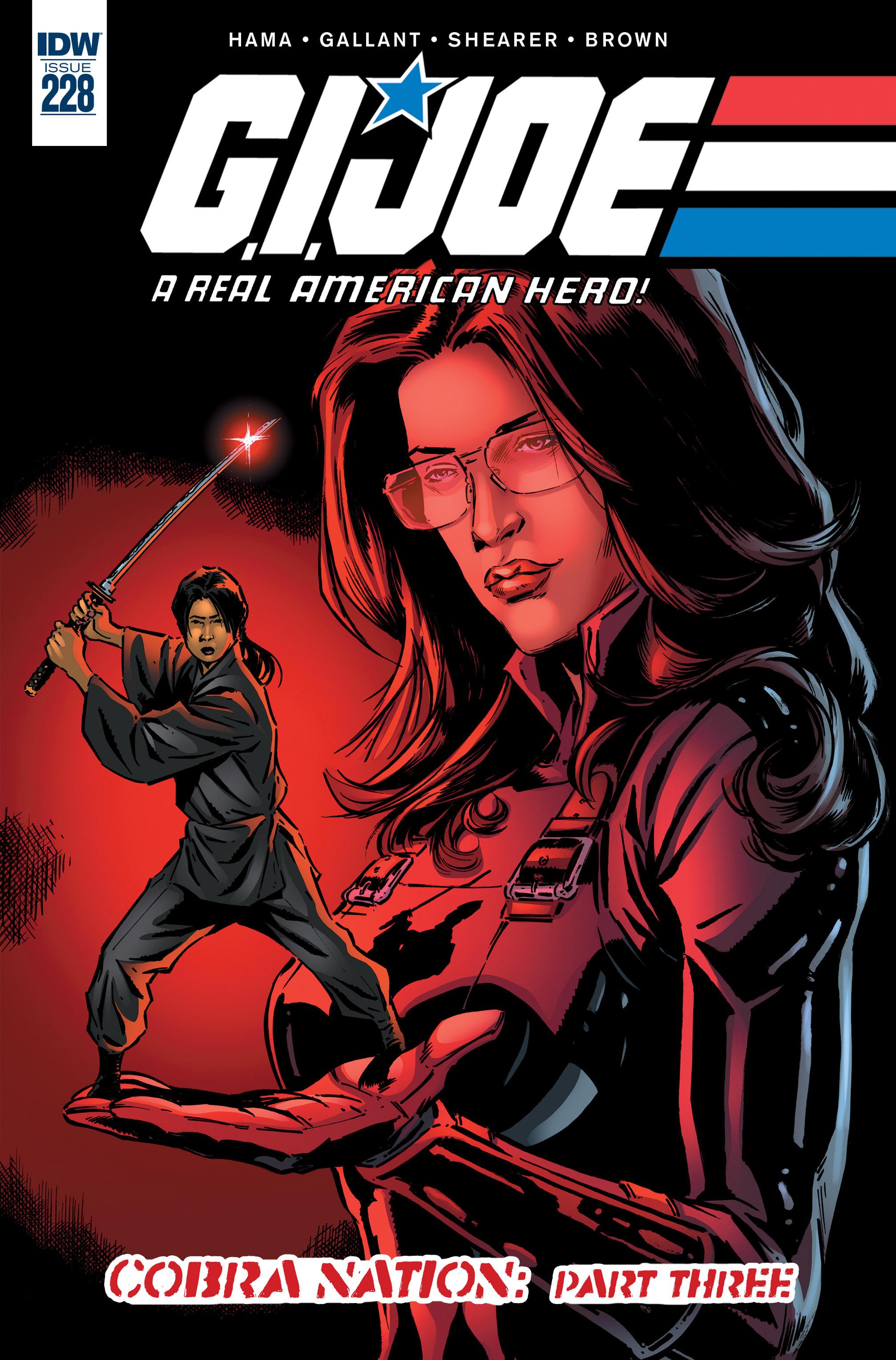G.I. Joe: A Real American Hero 228 Page 1