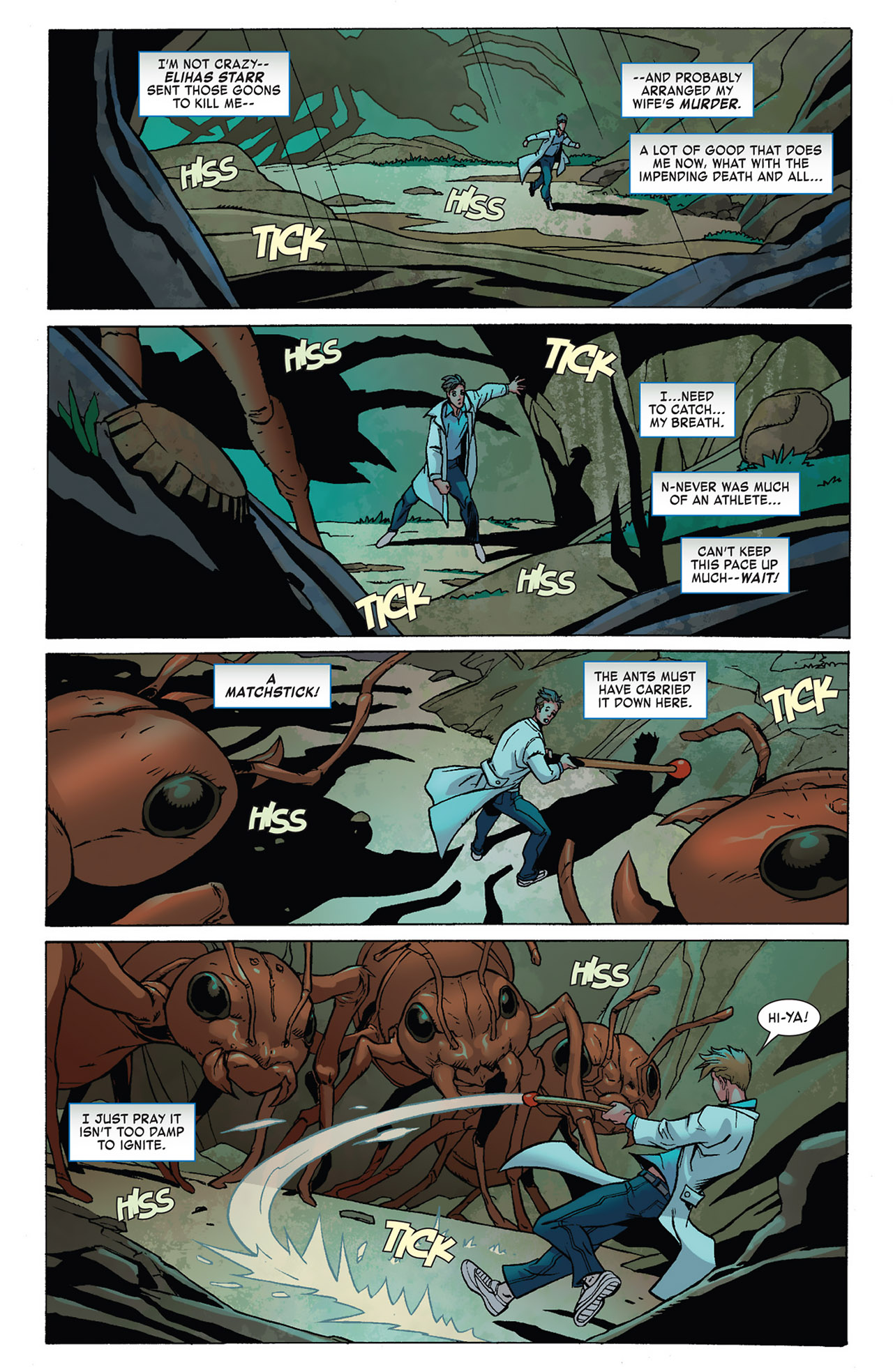 Read online Ant-Man: Season One comic -  Issue #Ant-Man: Season One Full - 25