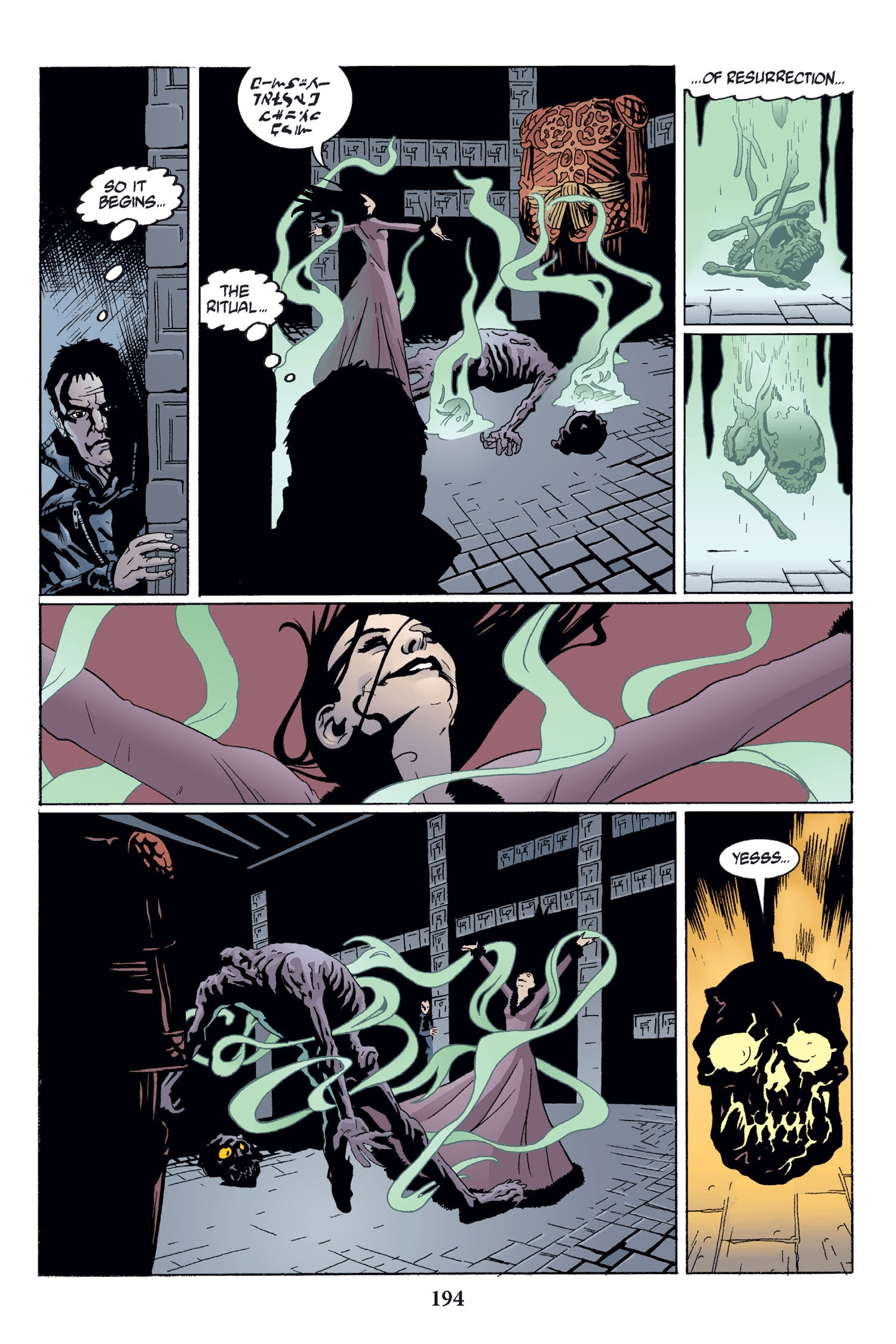 Read online Buffy the Vampire Slayer: Omnibus comic -  Issue # TPB 2 - 188