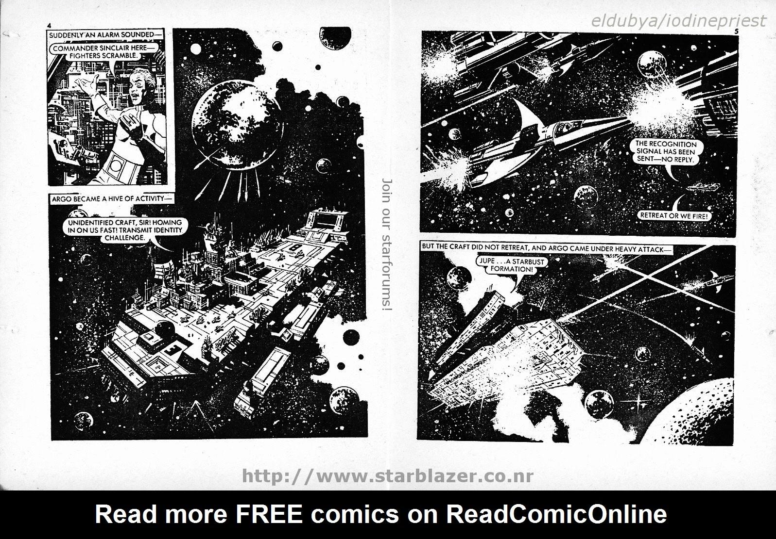 Starblazer issue 135 - Page 4