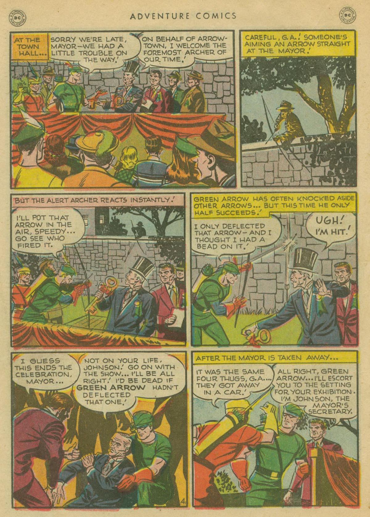 Read online Adventure Comics (1938) comic -  Issue #130 - 27