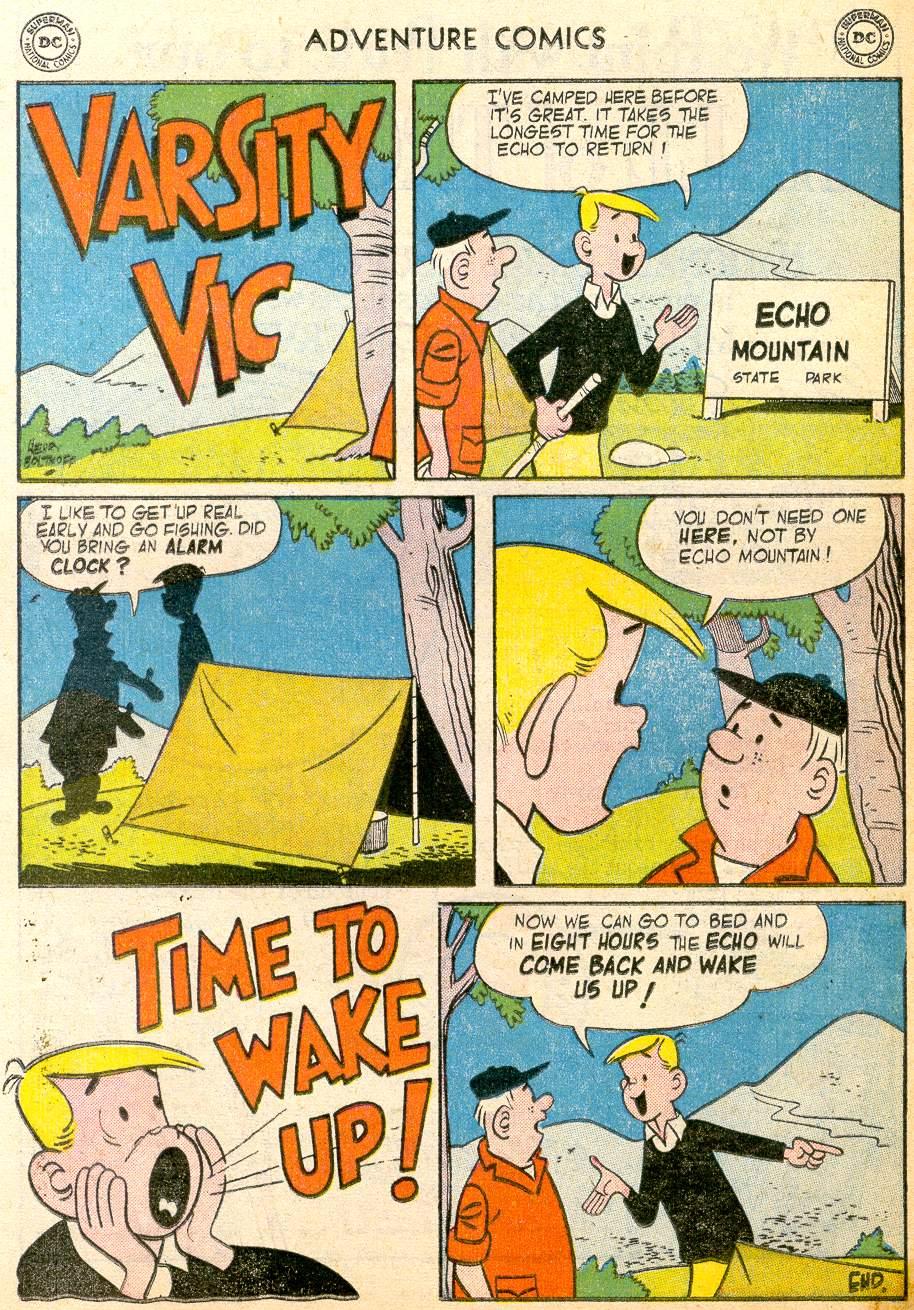 Read online Adventure Comics (1938) comic -  Issue #215 - 24