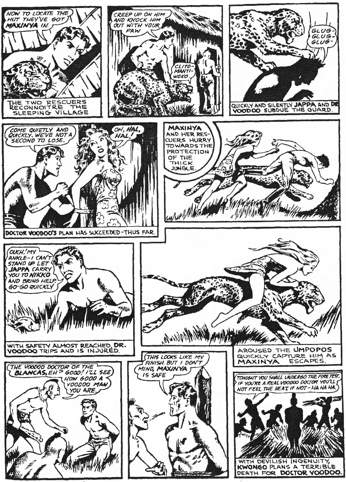 Read online Men of Mystery Comics comic -  Issue #84 - 218