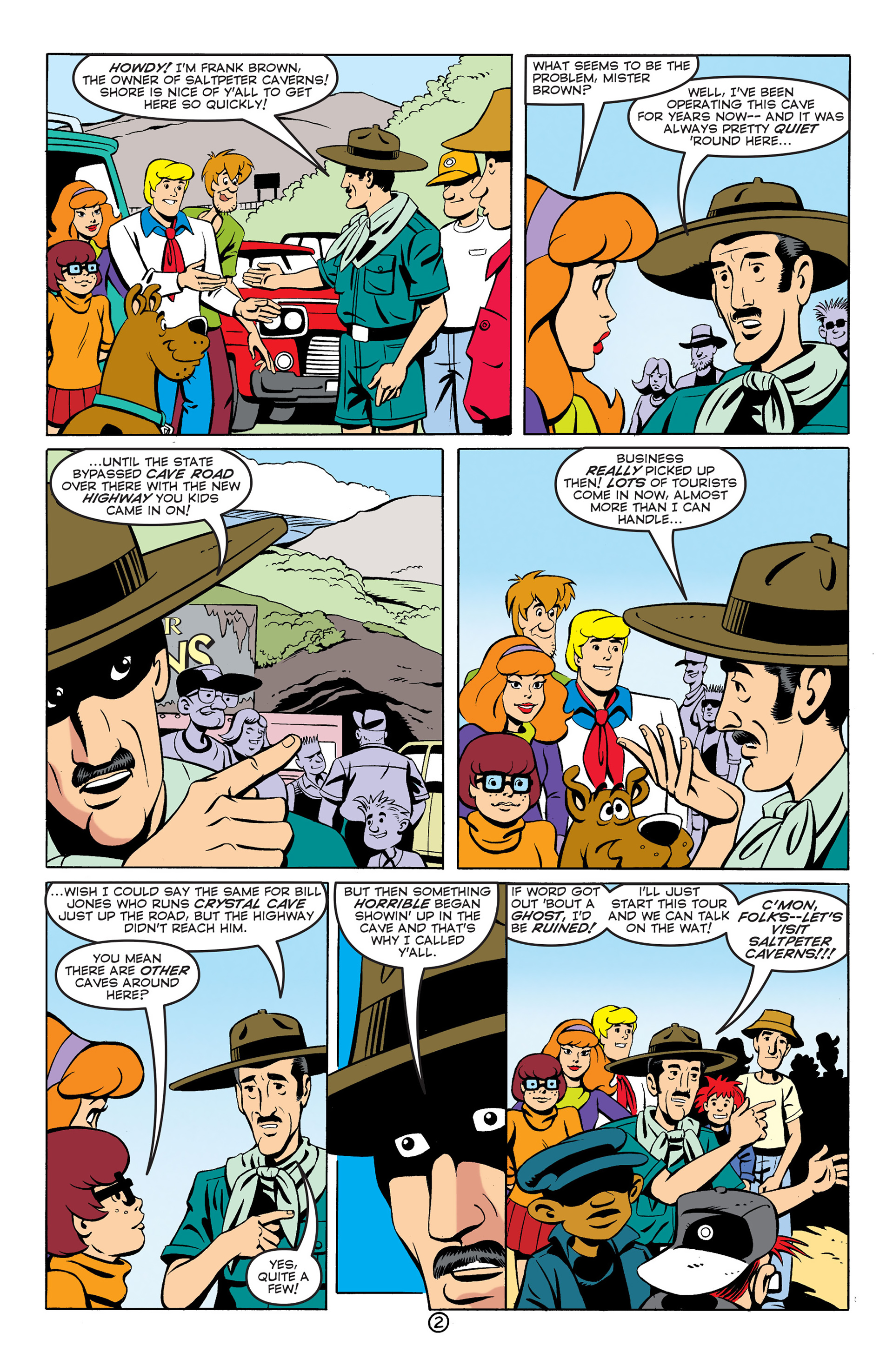 Read online Scooby-Doo (1997) comic -  Issue #52 - 3