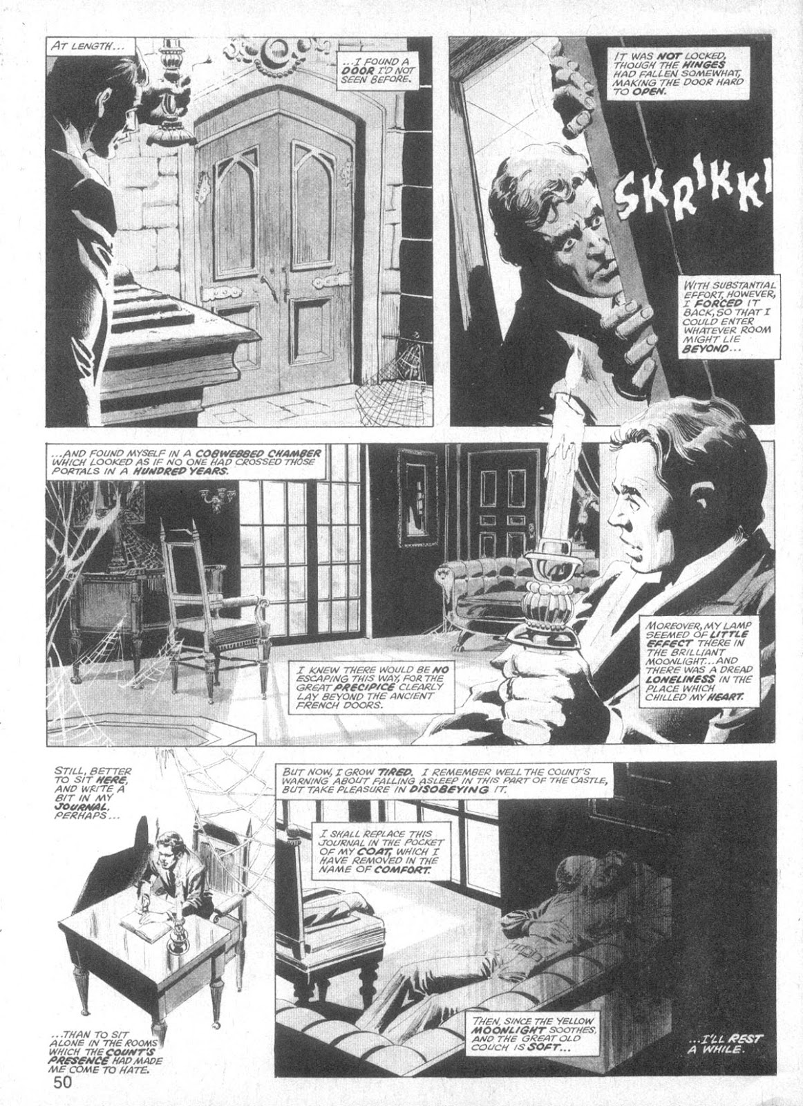 Dracula Lives issue 7 - Page 47