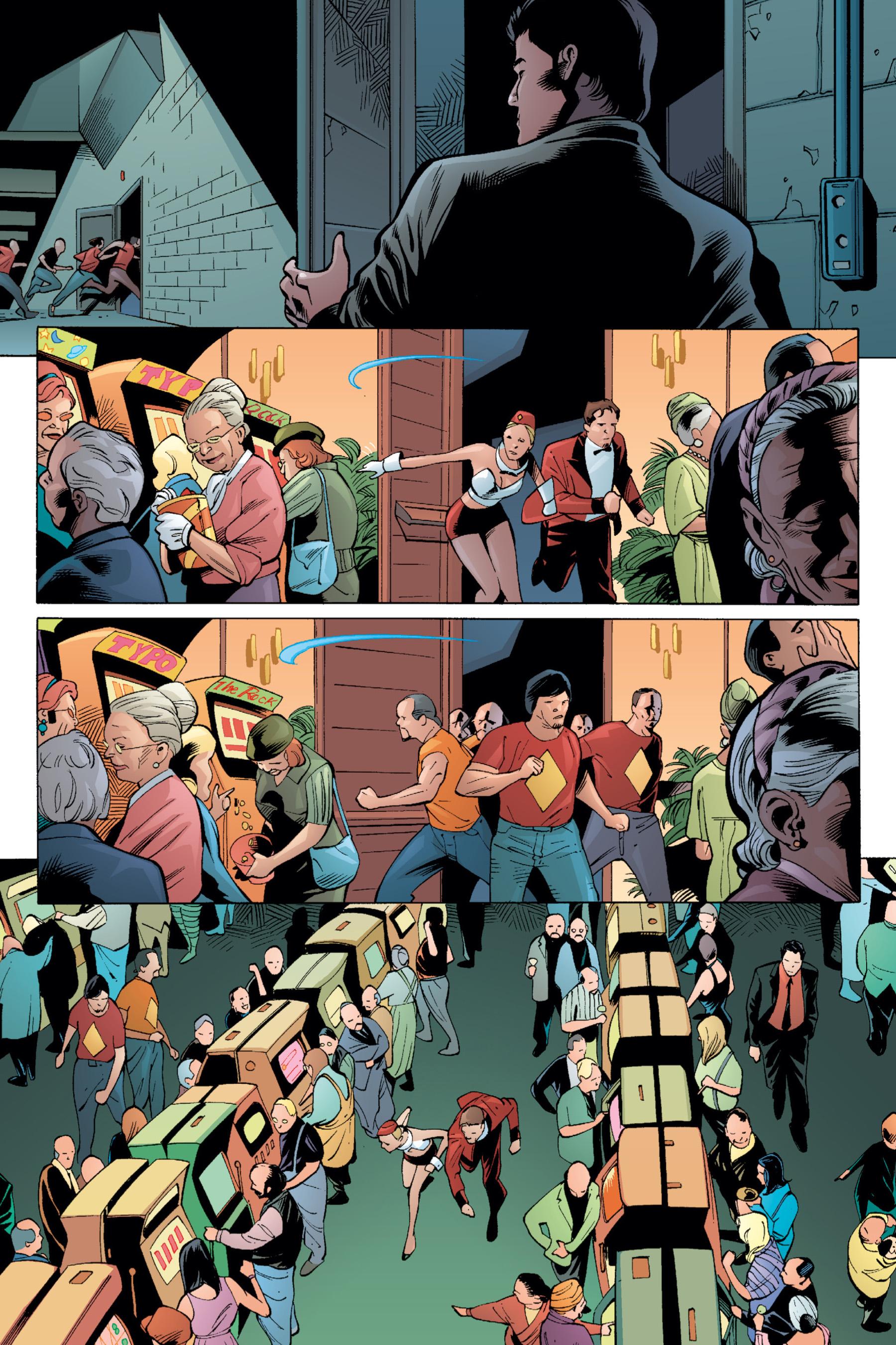 Read online Buffy the Vampire Slayer: Omnibus comic -  Issue # TPB 1 - 141