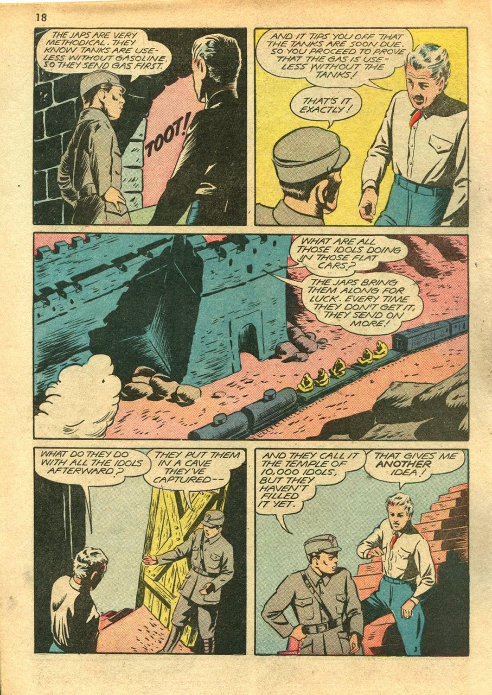 Read online Super-Magician Comics comic -  Issue #14 - 18