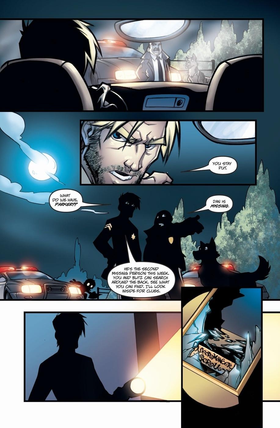Read online Ralph Filmore comic -  Issue # Full - 31