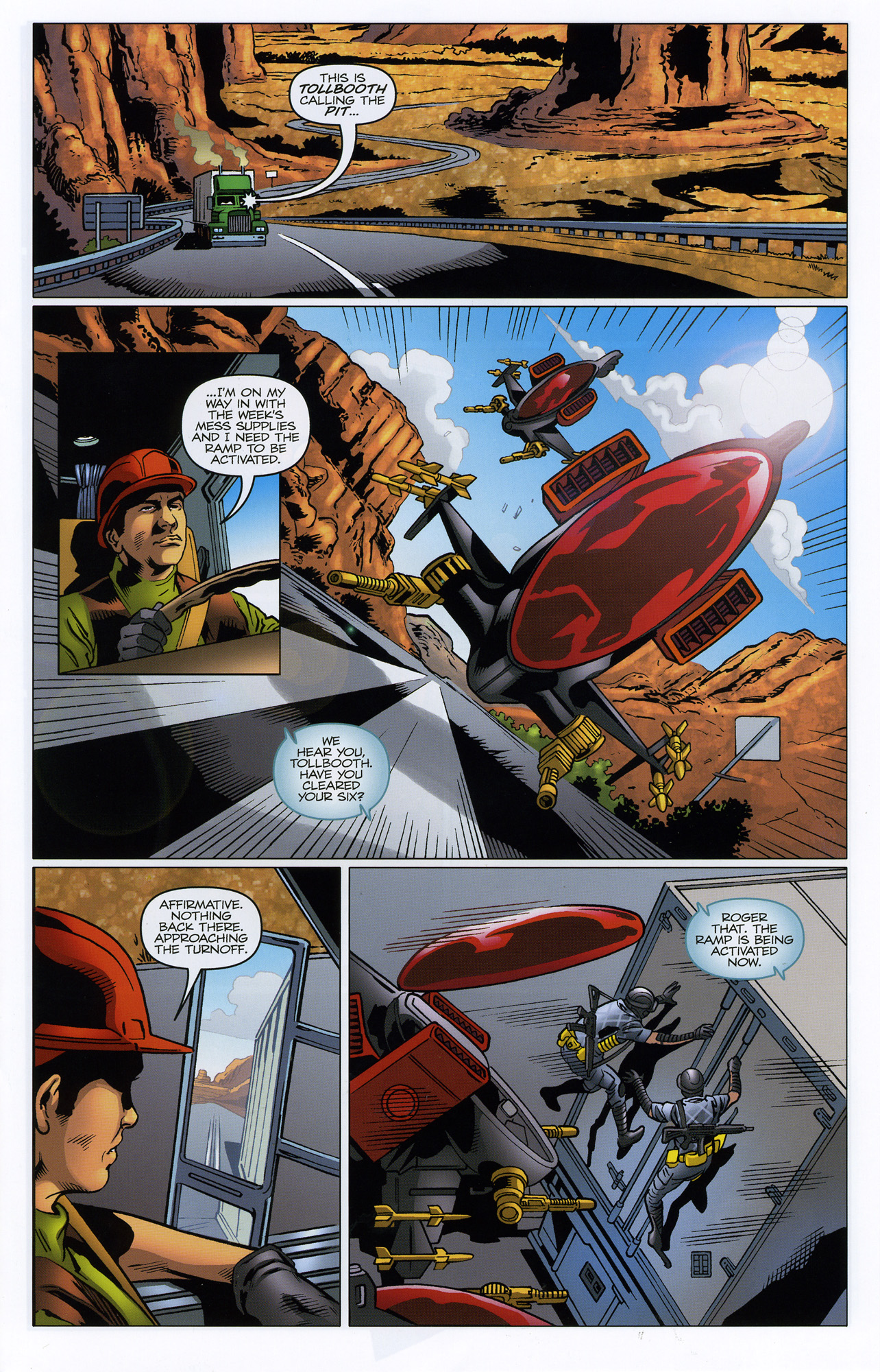 G.I. Joe: A Real American Hero 181 Page 11