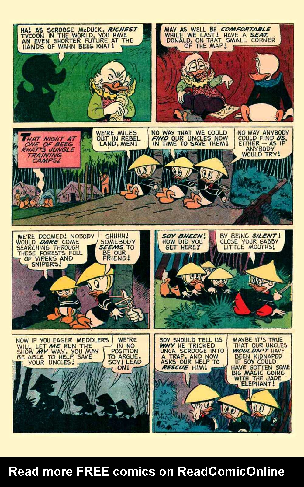 Read online Uncle Scrooge (1953) comic -  Issue #64 - 20
