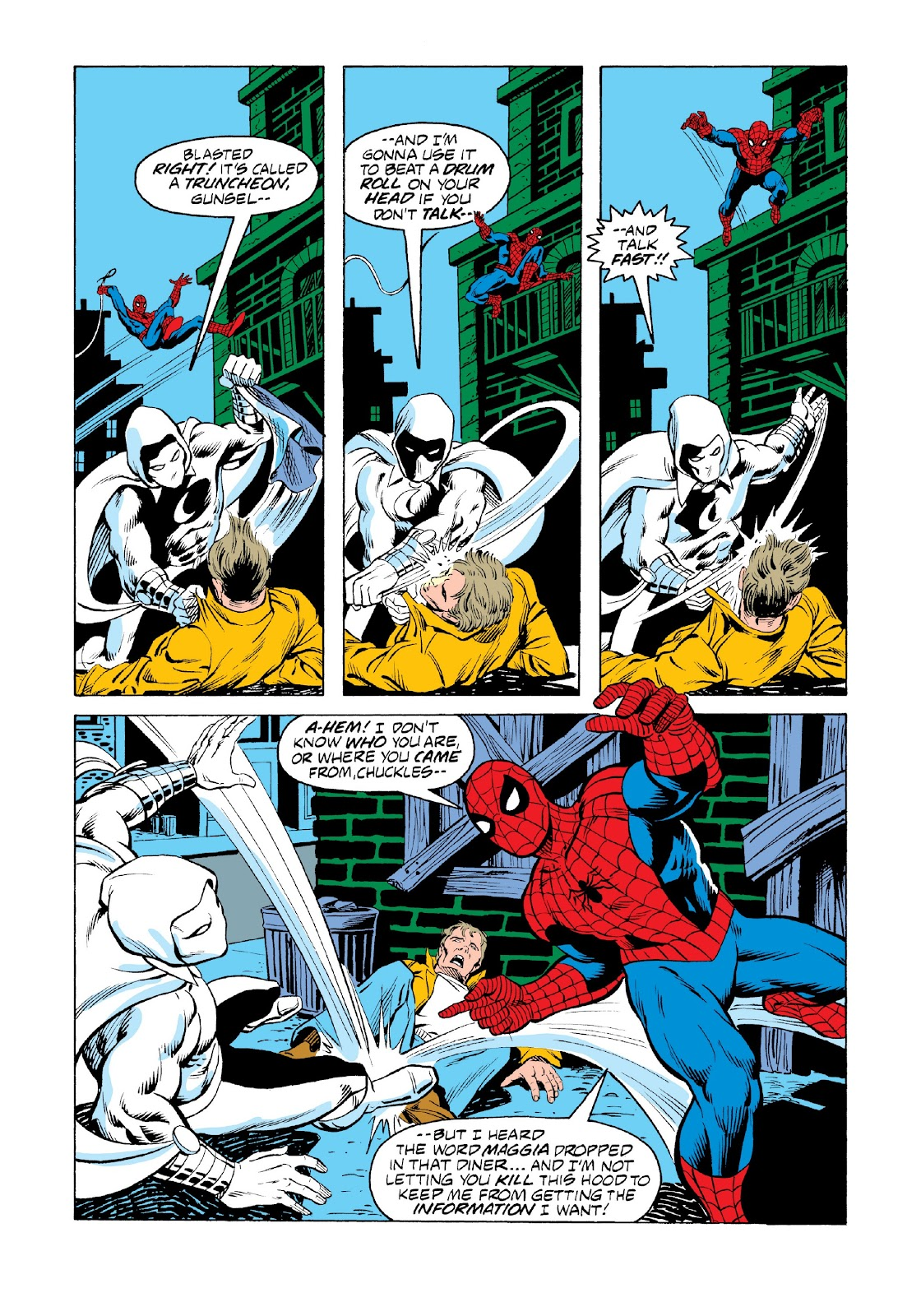 Read online Marvel Masterworks: The Spectacular Spider-Man comic -  Issue # TPB 2 (Part 2) - 30