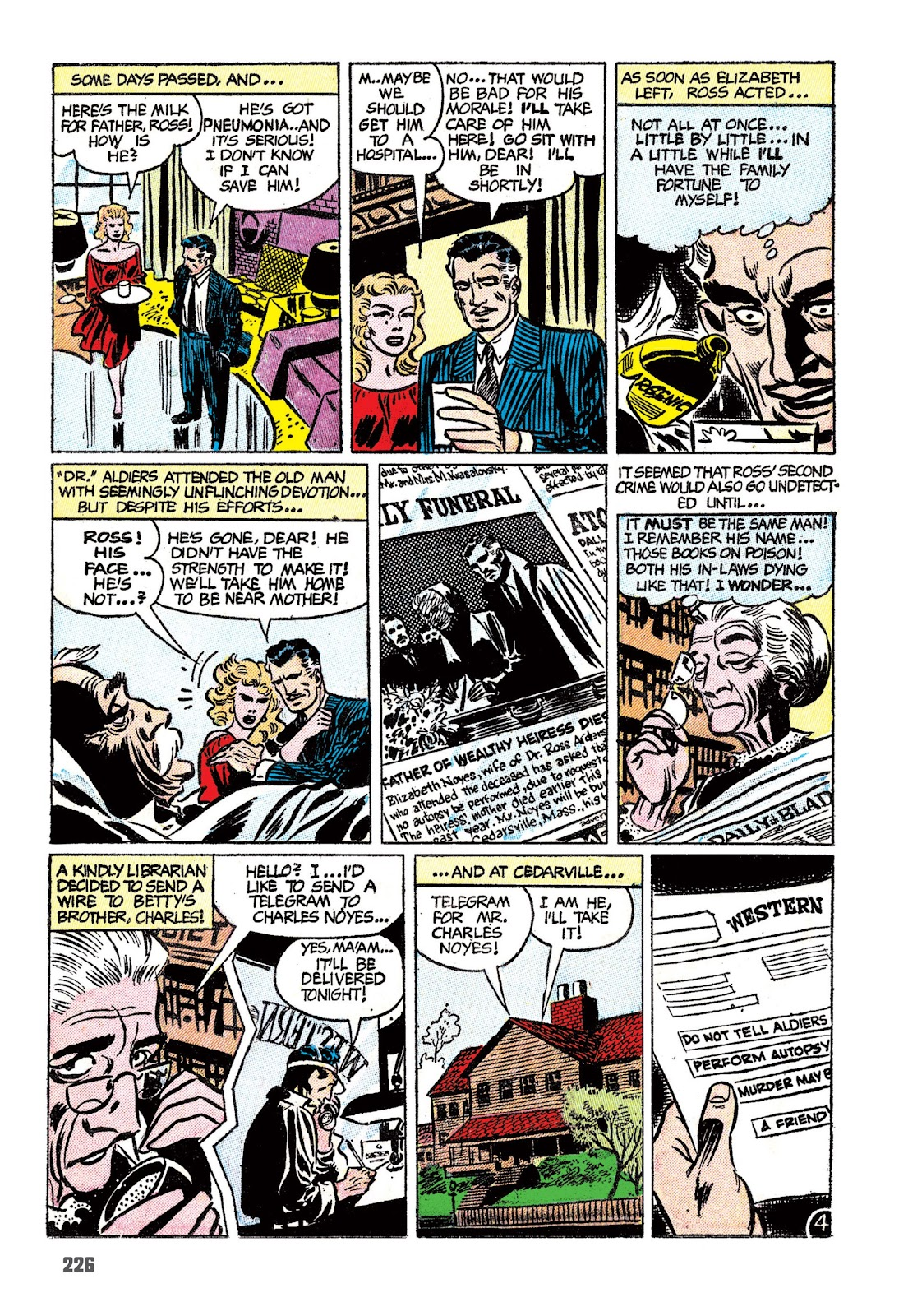 Read online The Joe Kubert Archives comic -  Issue # TPB (Part 3) - 37