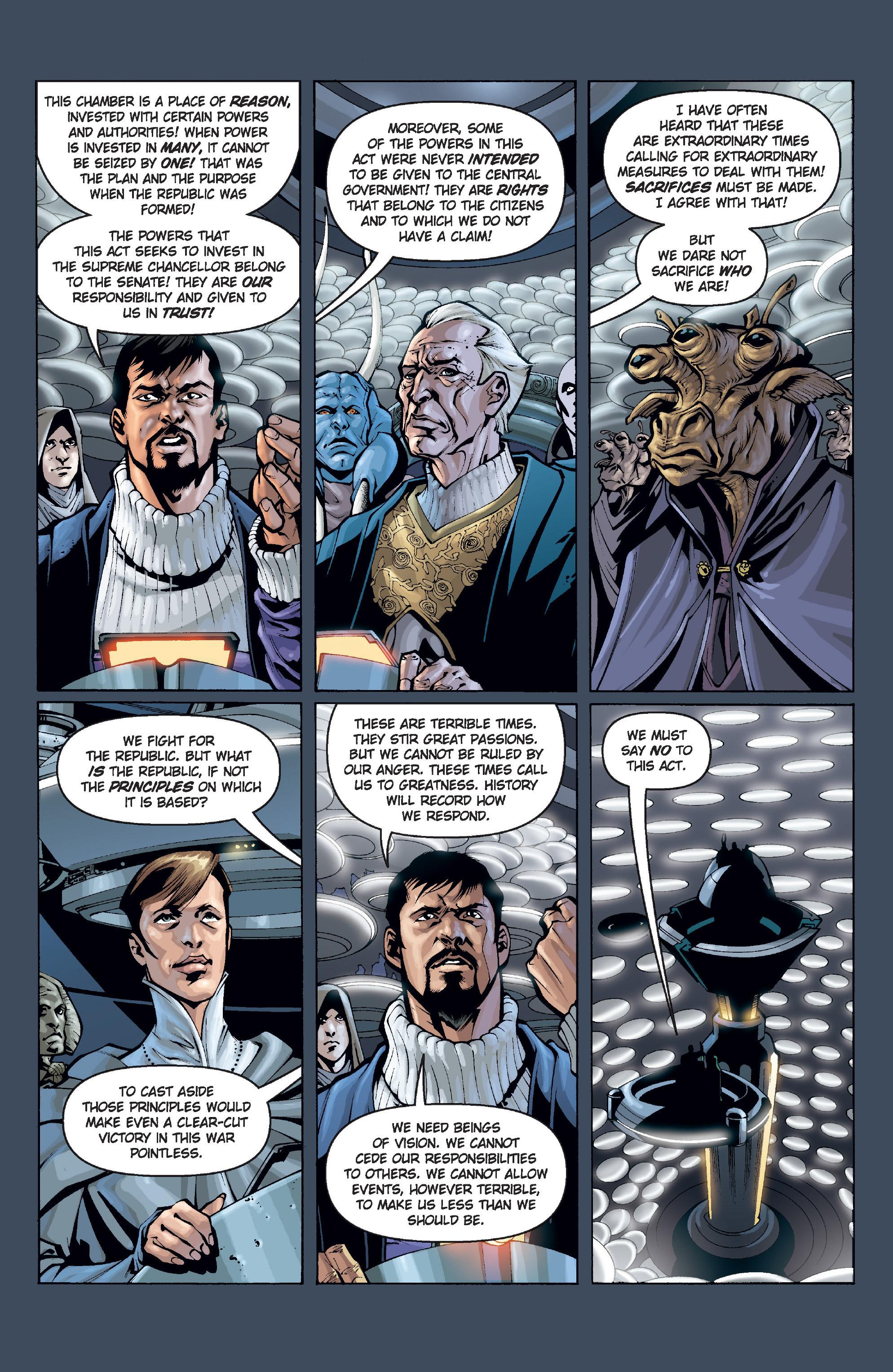 Read online Star Wars Omnibus comic -  Issue # Vol. 24 - 378