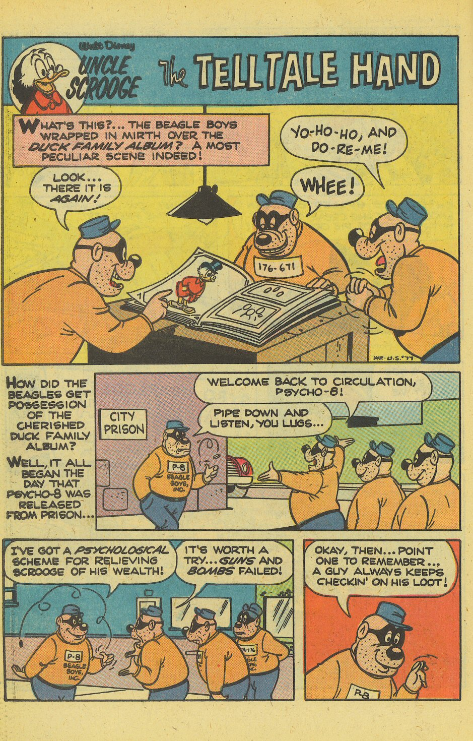Read online Uncle Scrooge (1953) comic -  Issue #158 - 26