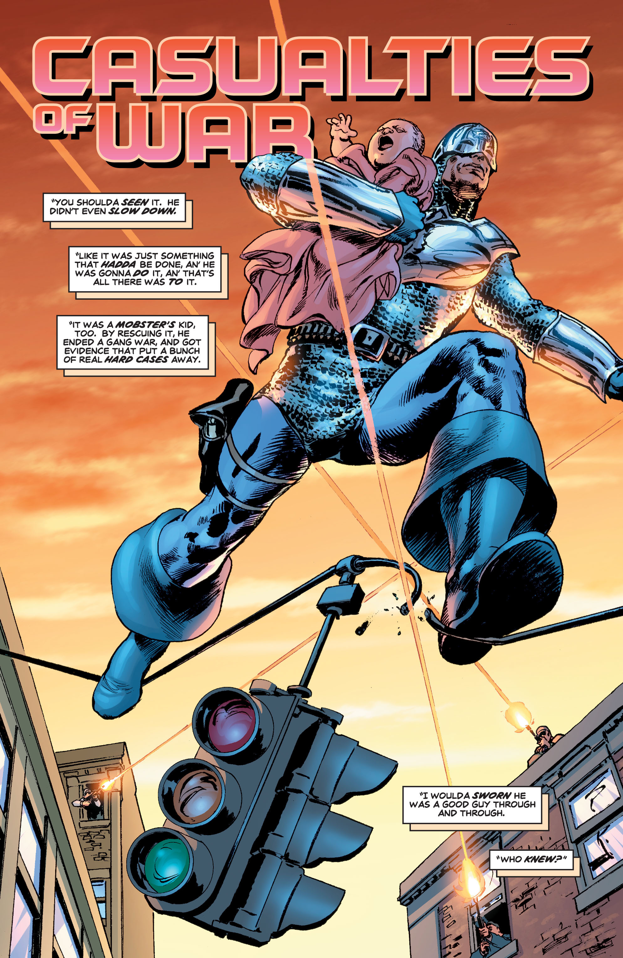 Read online Astro City: Dark Age/Book One comic -  Issue #3 - 3