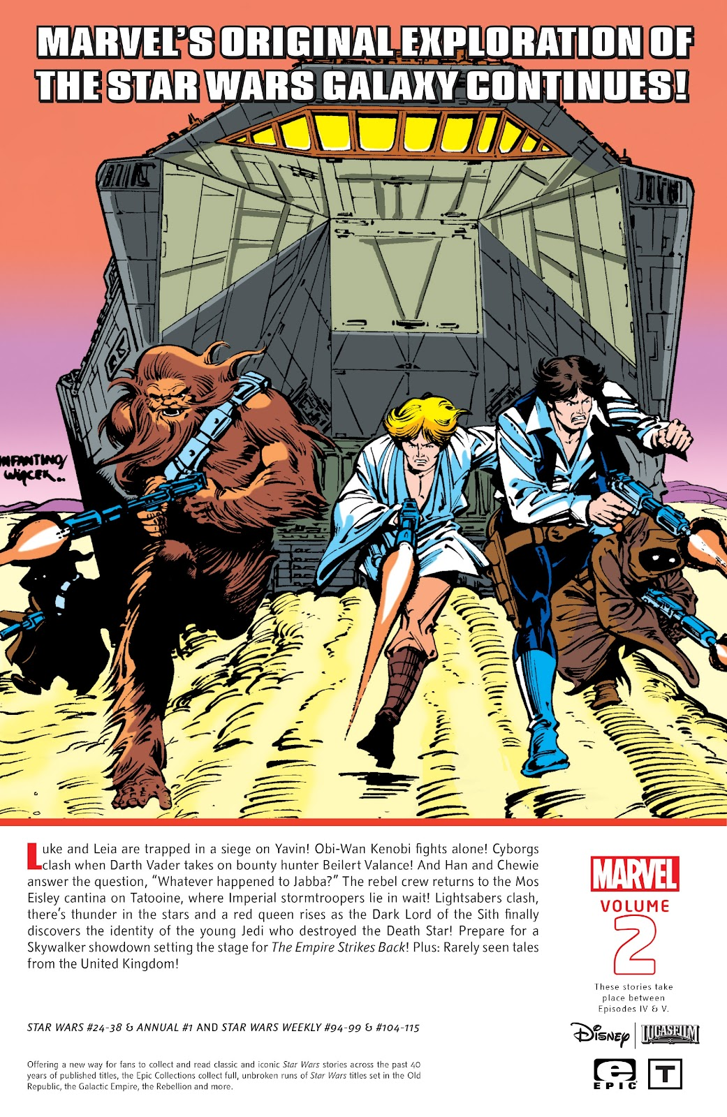 Read online Star Wars Legends: The Original Marvel Years - Epic Collection comic -  Issue # TPB 2 (Part 5) - 47