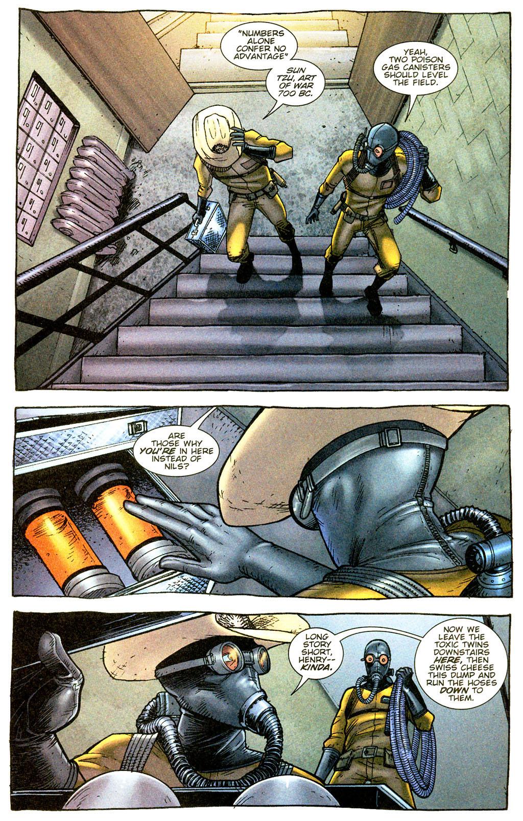 Read online The Exterminators comic -  Issue #5 - 9