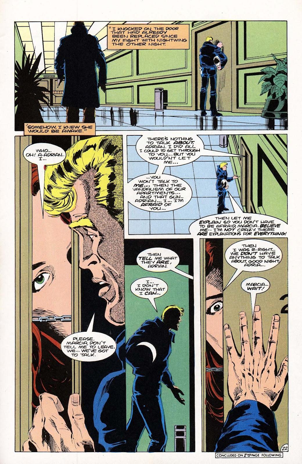 Vigilante (1983) issue 22 - Page 23