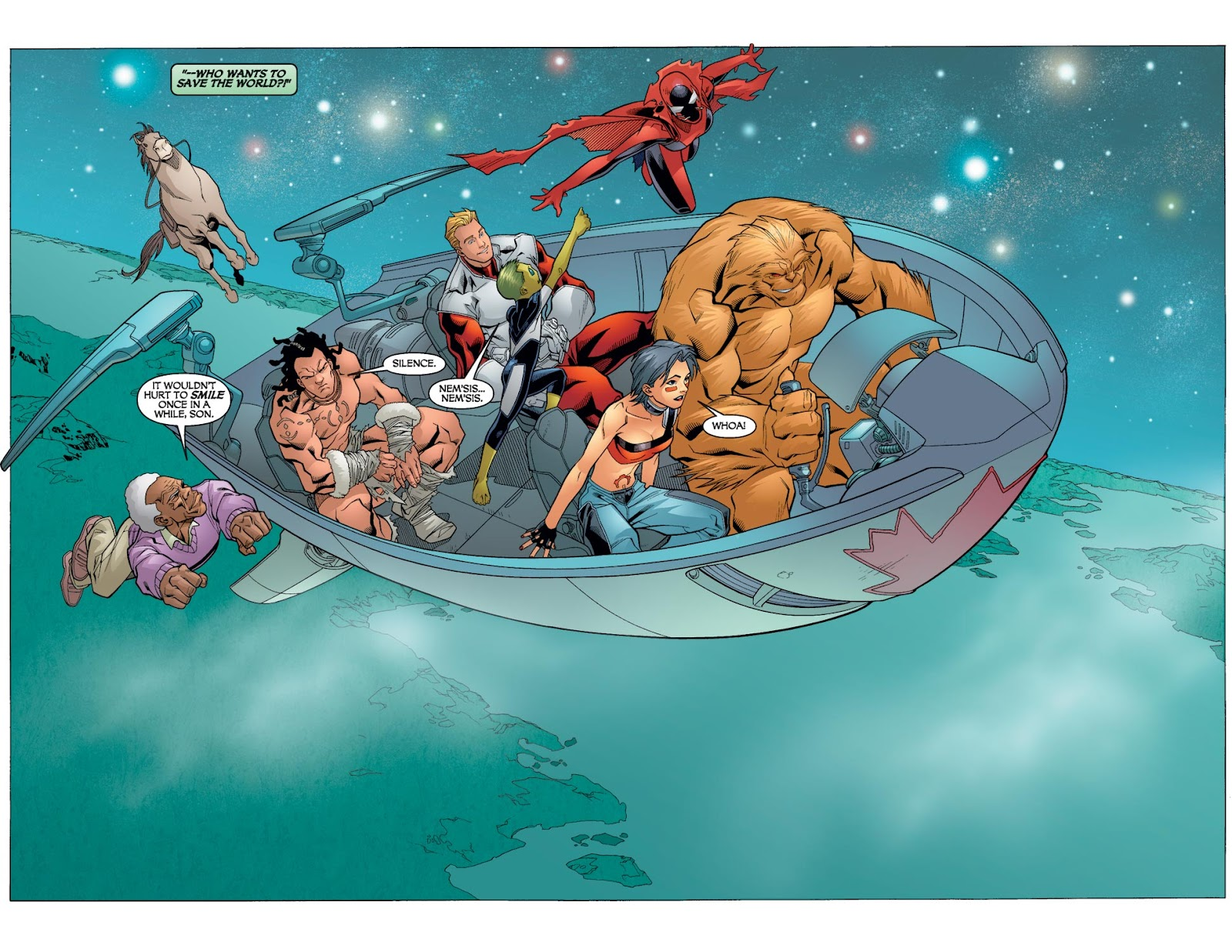 Alpha Flight (2004) issue 6 - Page 20